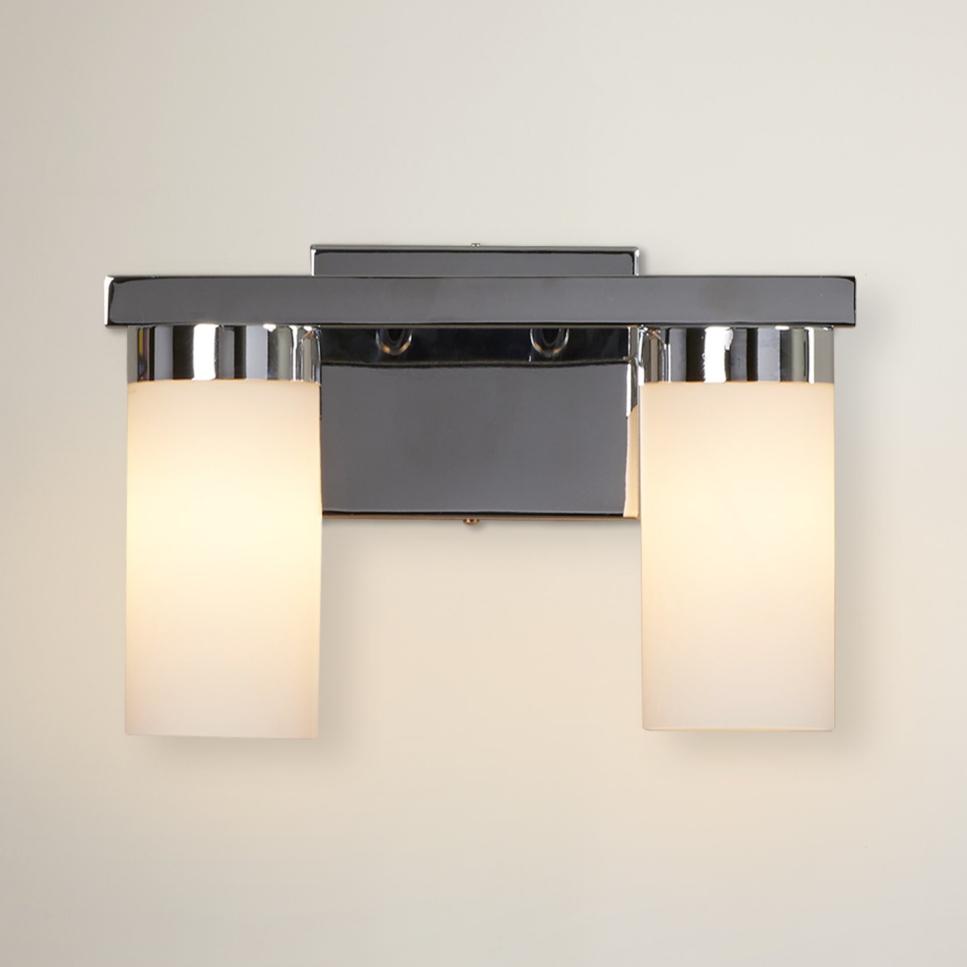 Varick Gallery Dover 2 Light Vanity Light & Reviews Wayfair.ca