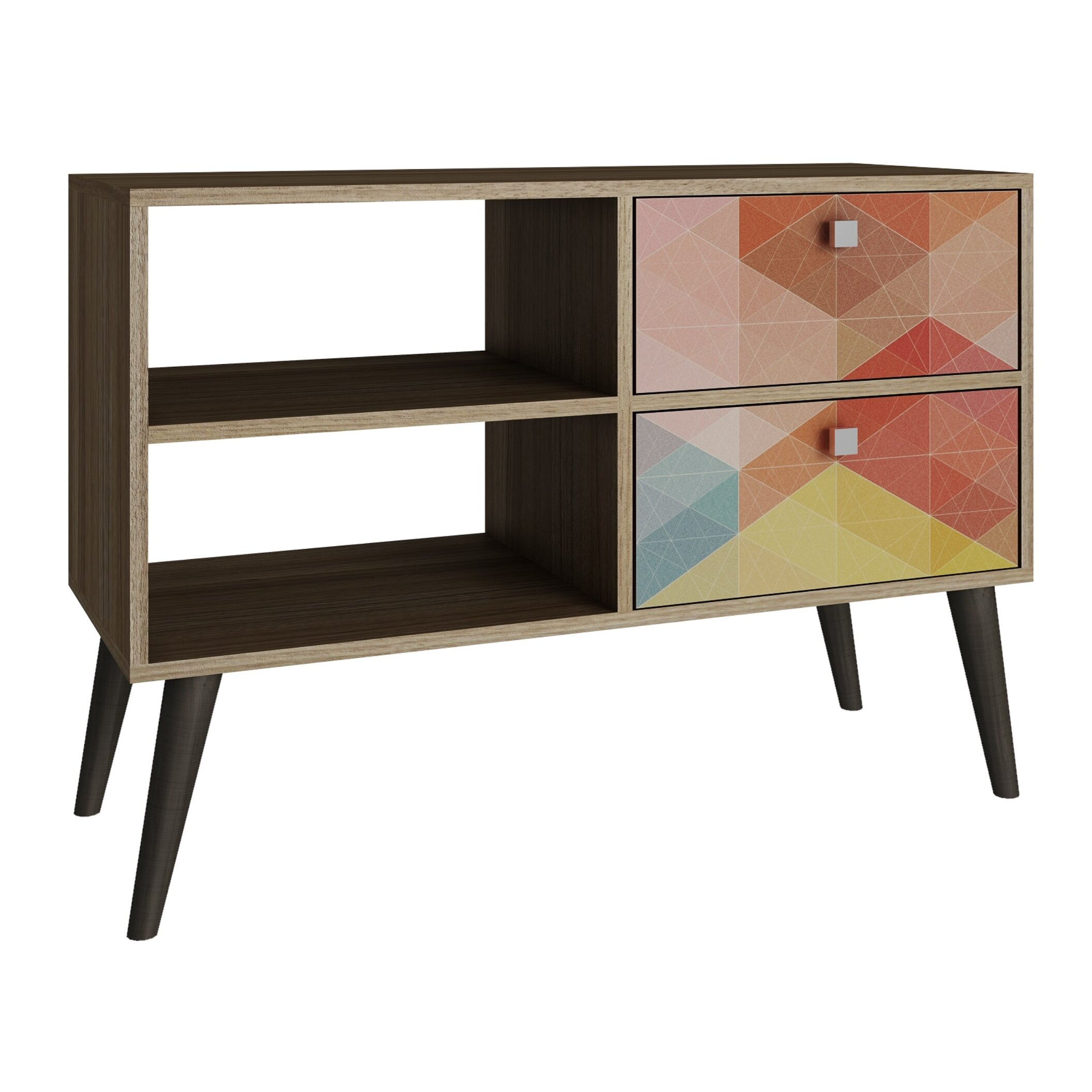 Varick gallery o 39 hare tv stand reviews wayfair - Mueble television vintage ...