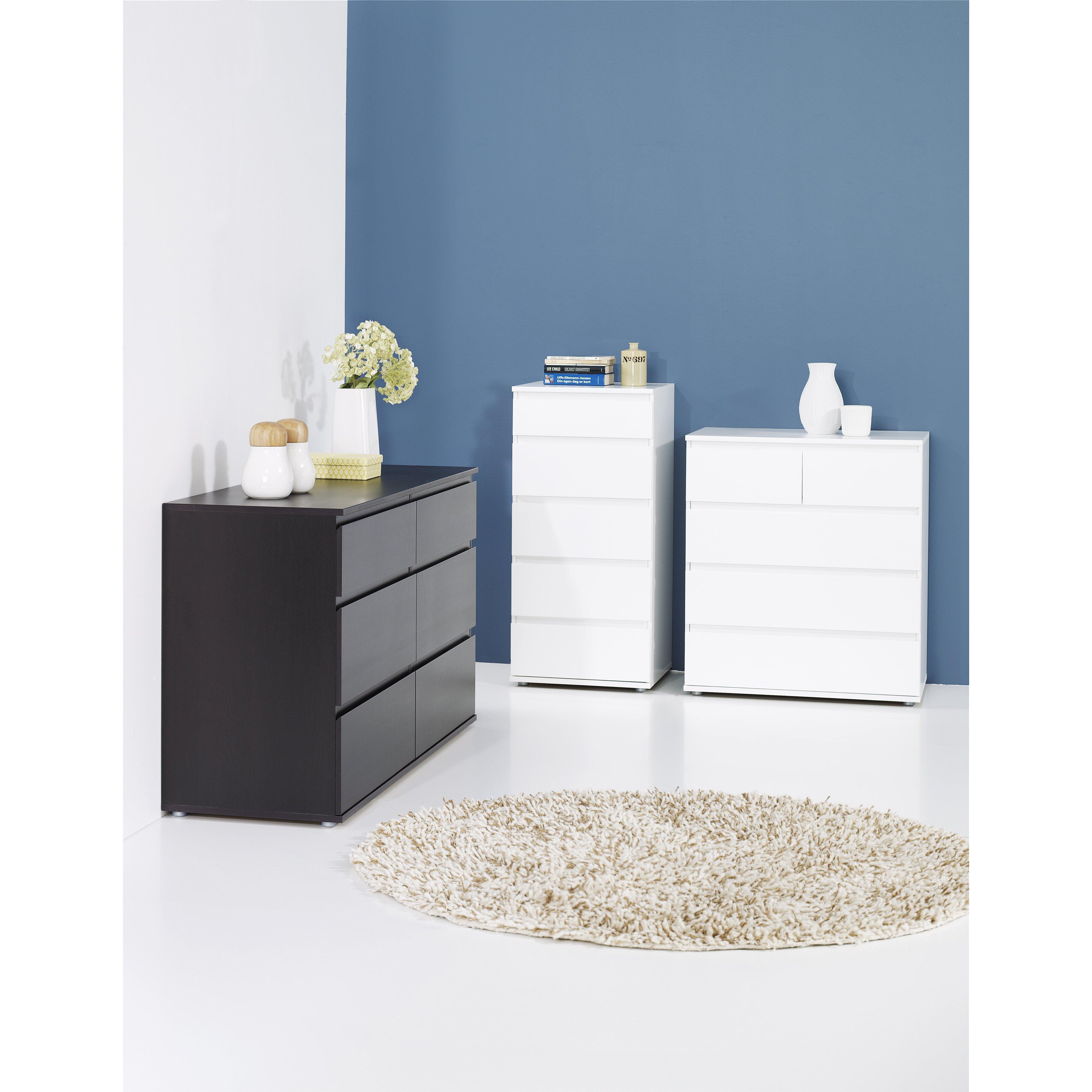 Varick Gallery Aaron 6 Drawer Dresser & Reviews