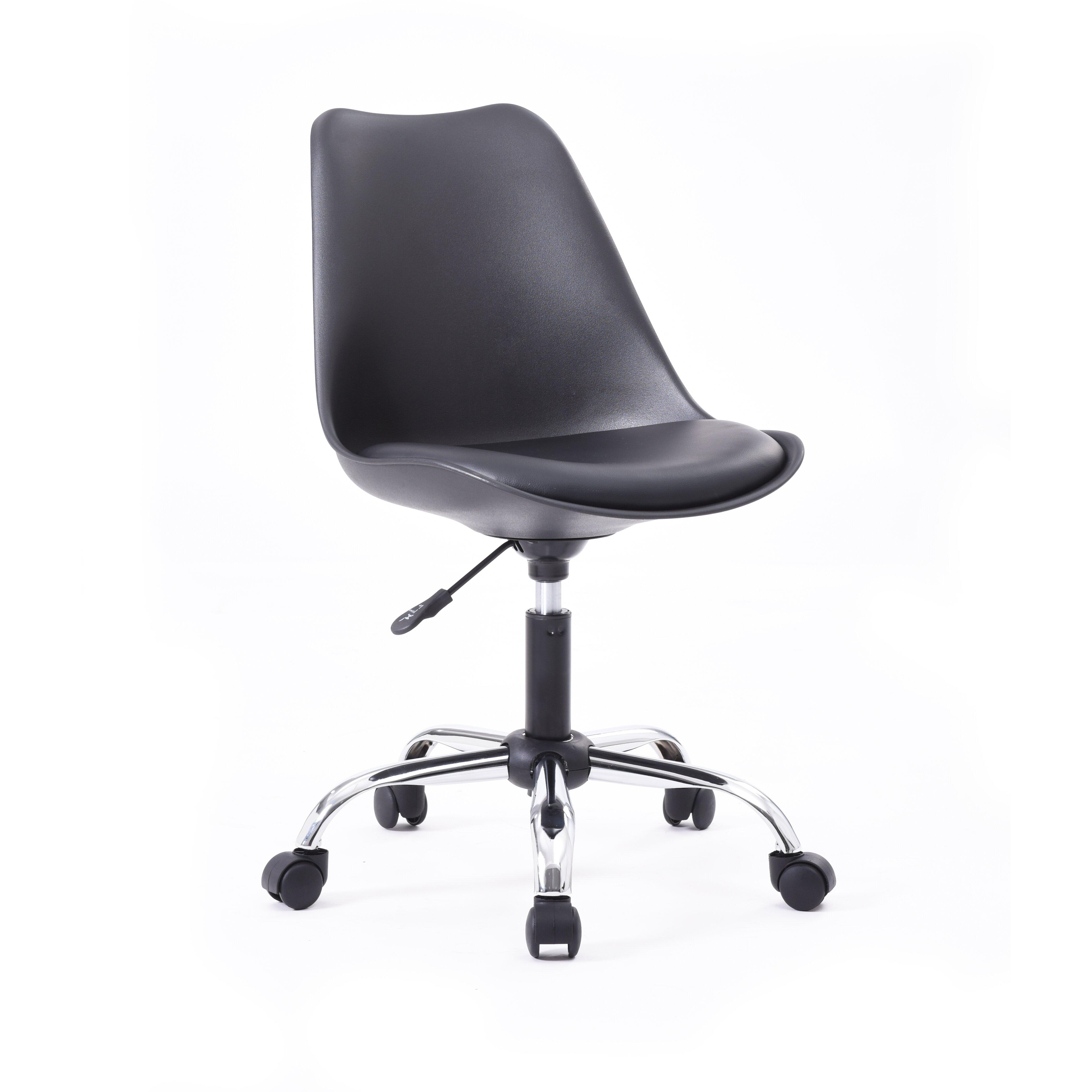 Varick Gallery Bergen Beach Desk Chair Reviews Wayfair