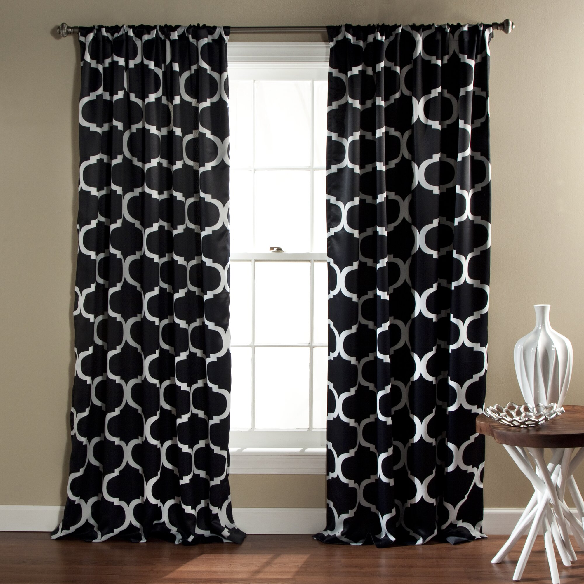 brayden studio mukai darkening curtain panel reviews wayfair