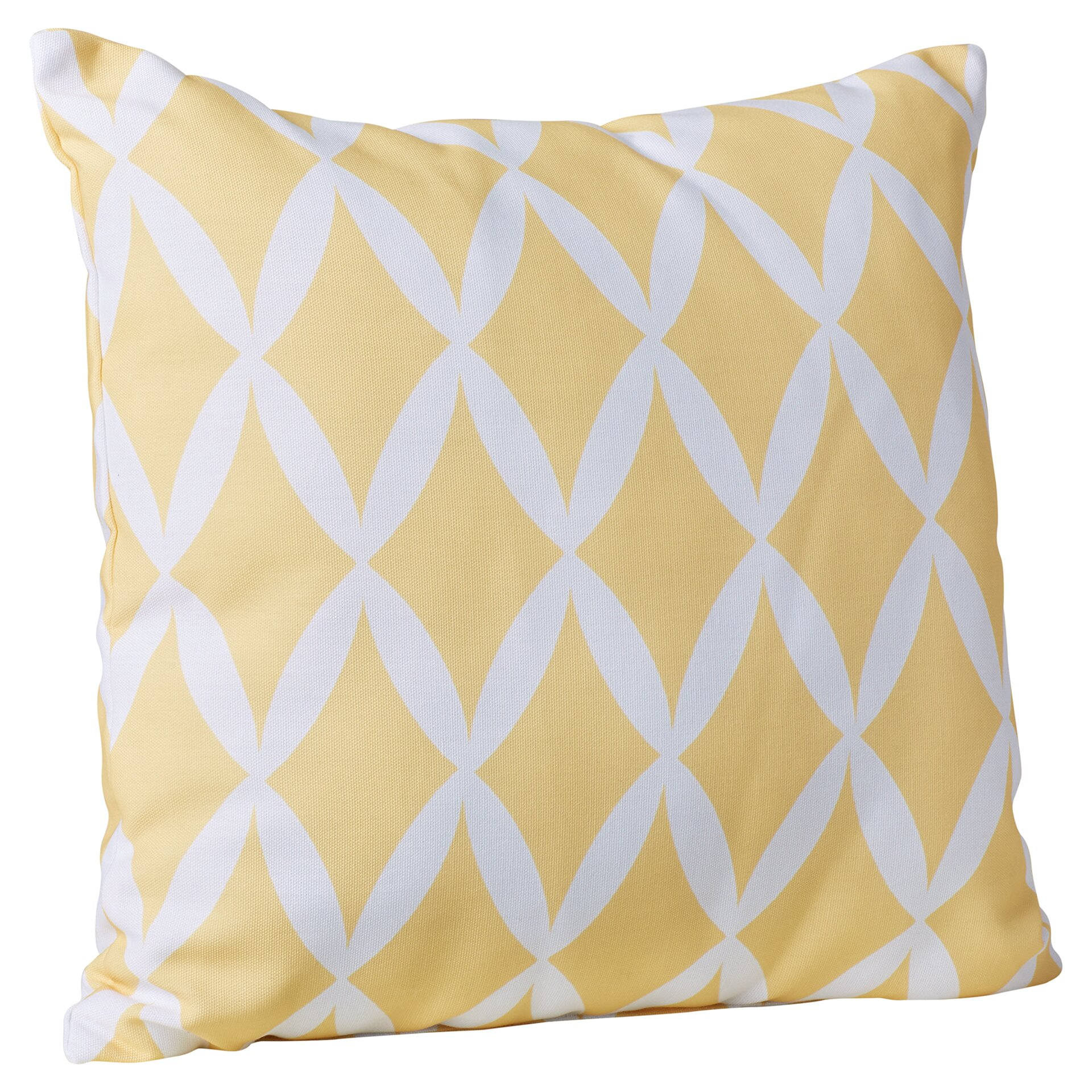 Down Throw Pillows For Couch : Brayden Studio Herman Geometric Down Throw Pillow & Reviews Wayfair