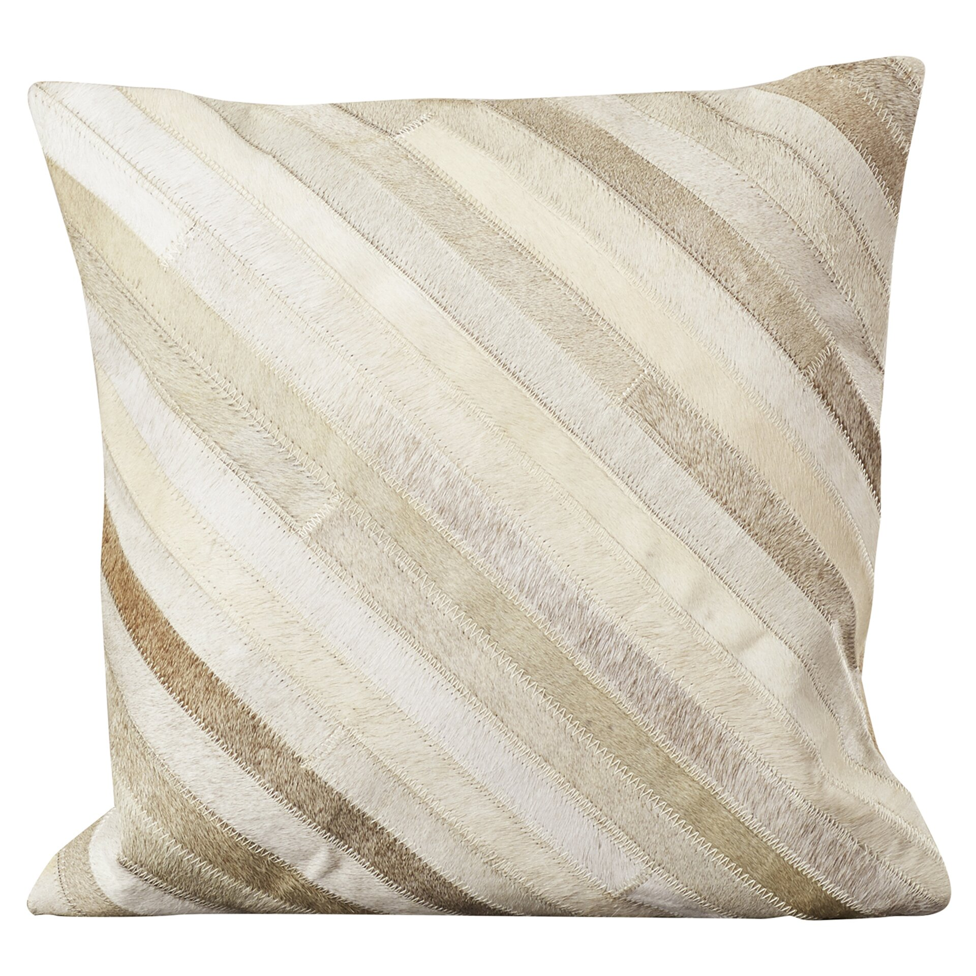 Decorative Pillows Feather : Brayden Studio Whitchurch Feather Throw Pillow & Reviews Wayfair