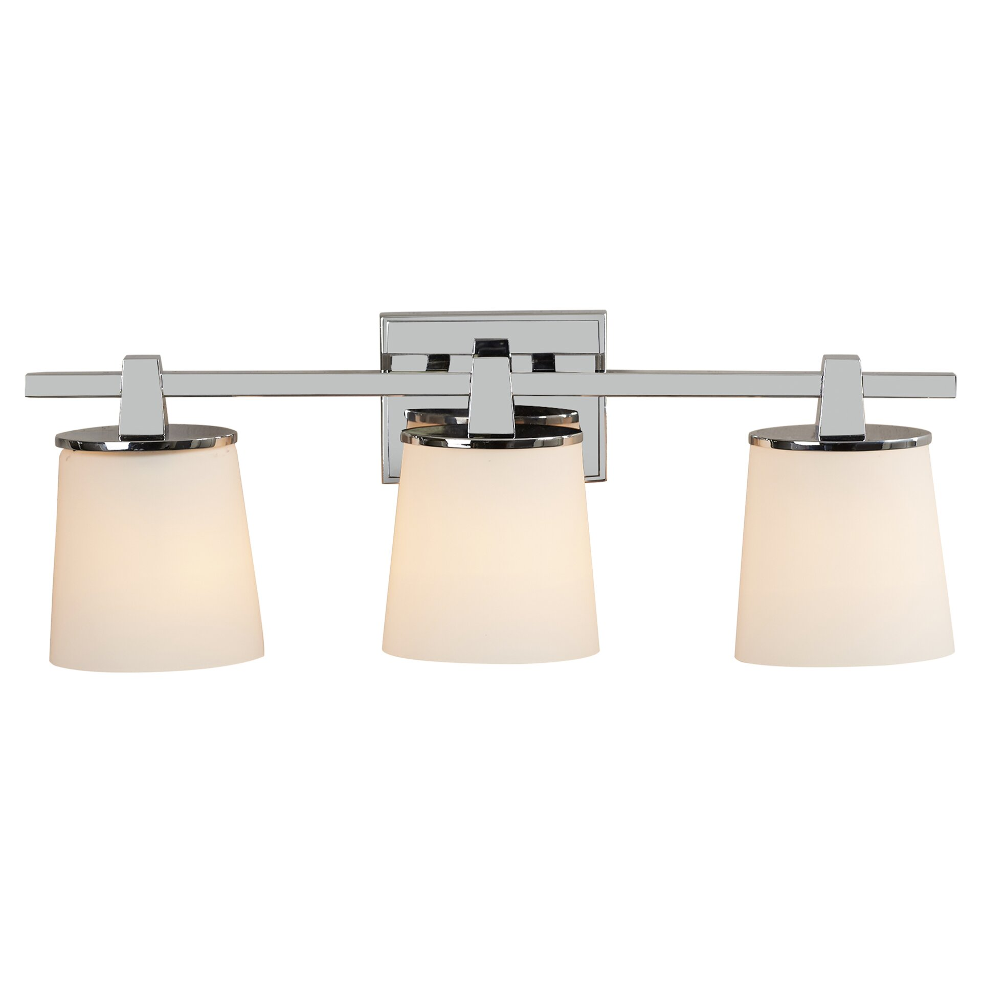 Brayden Studio Dao 3 Light Bath Vanity Light & Reviews