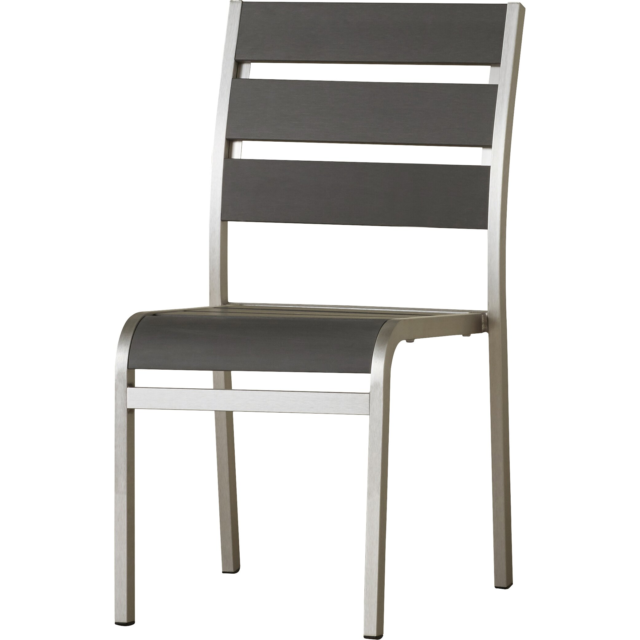 Allux Stackable Dining Side Chair Allux Stackable Dining Side Chair Viesso Allux Stackable
