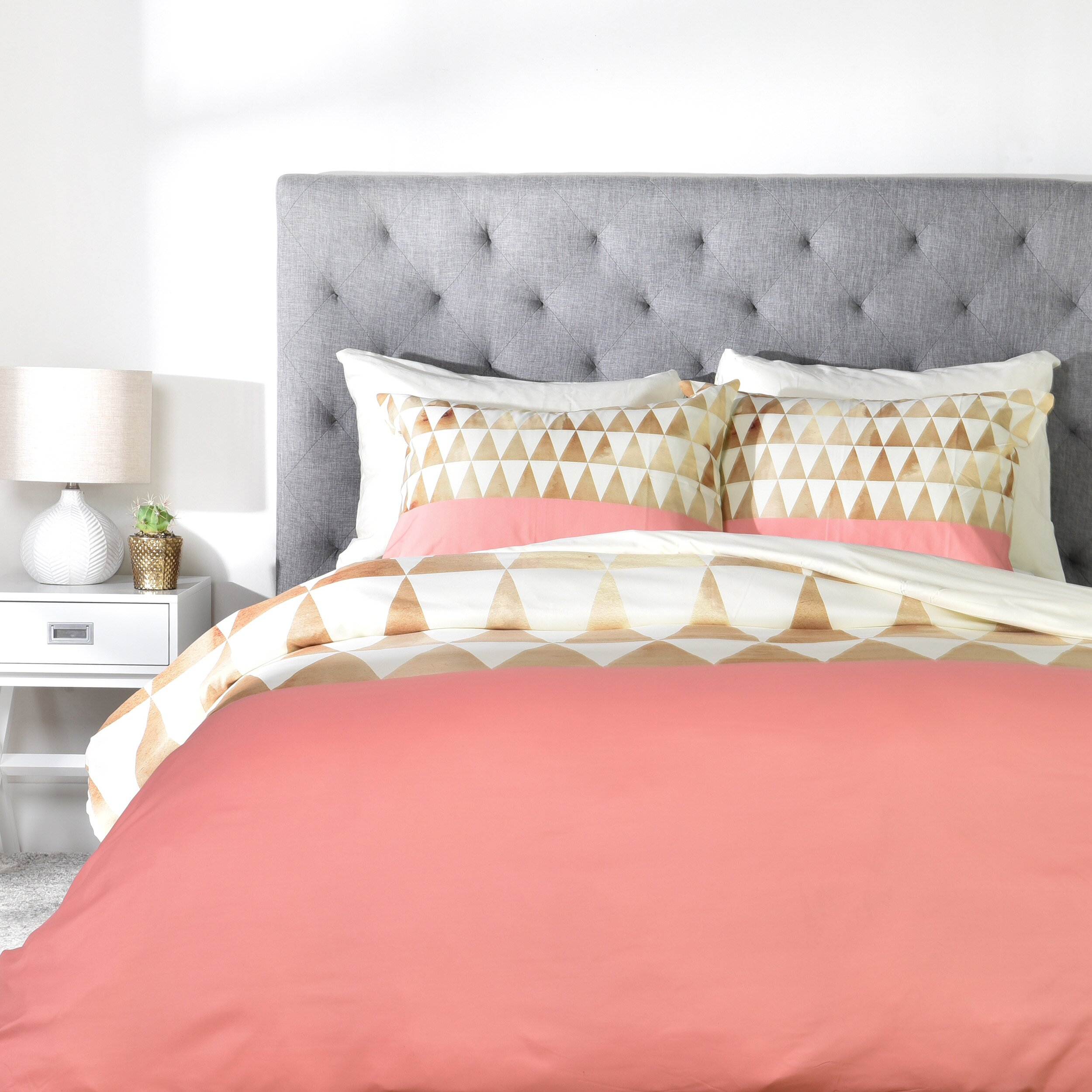 Brayden studio cloyd duvet cover collection reviews for Studio one bed cover
