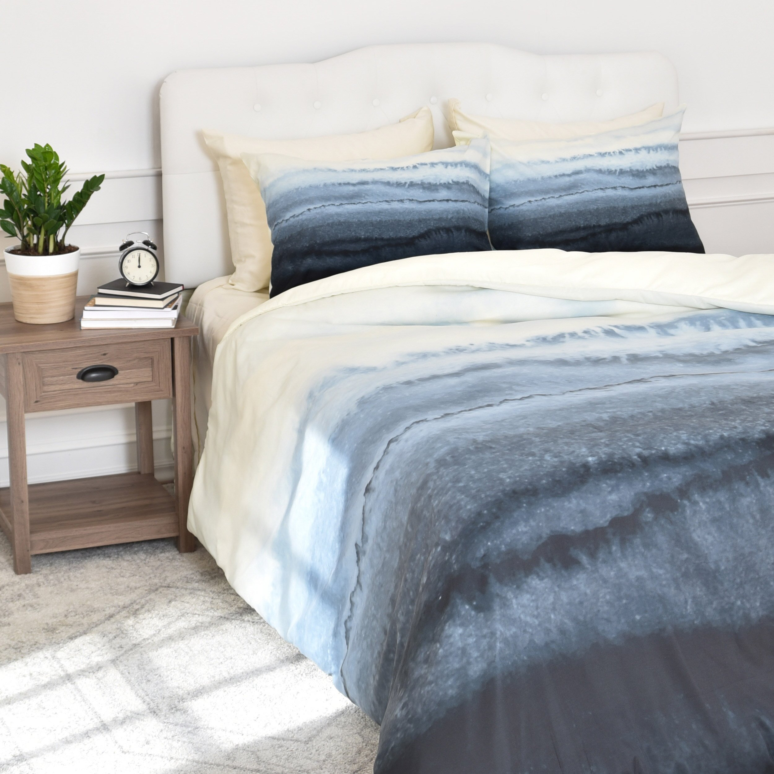 Brayden studio granado within the tides stormy weather for Studio one bed cover