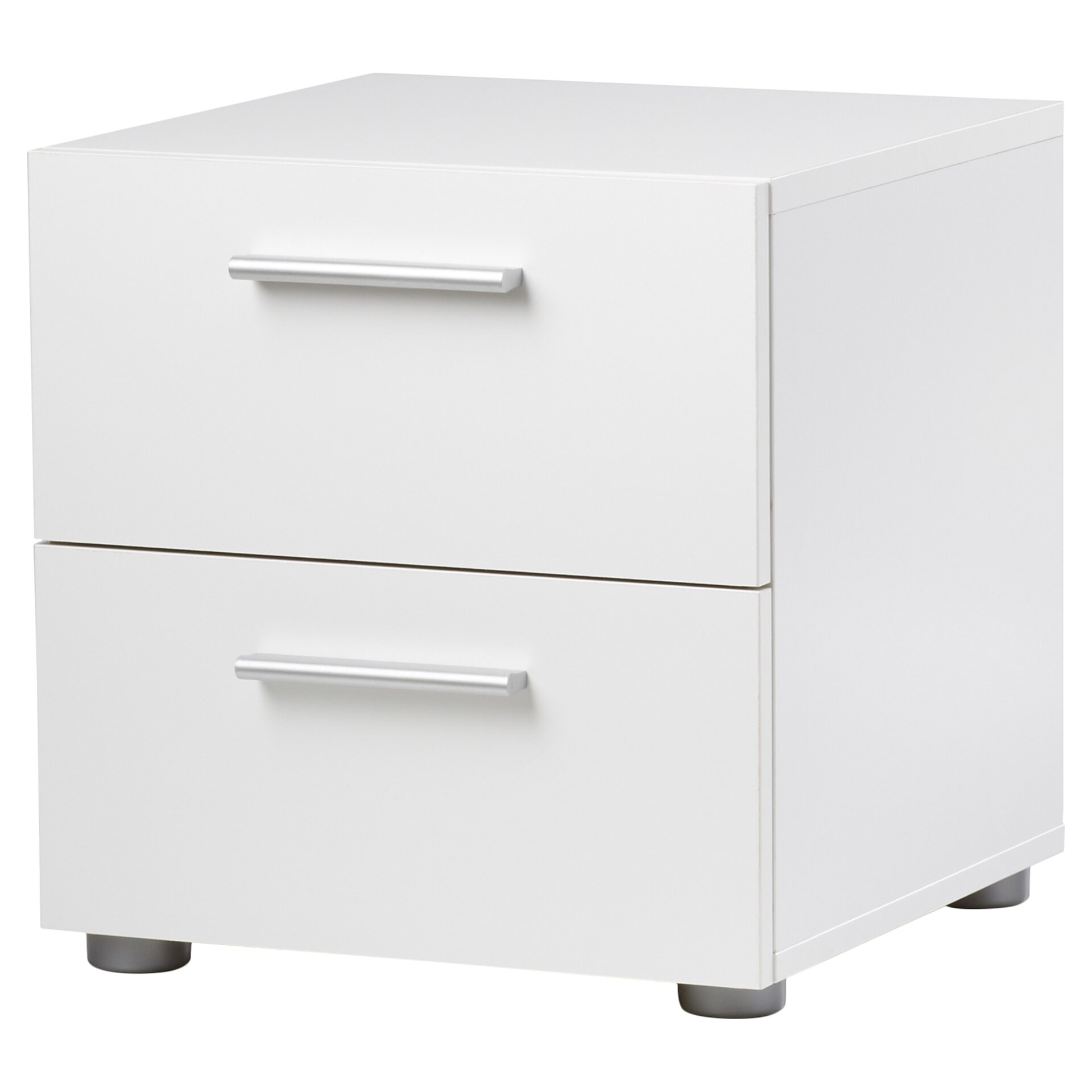 Brayden studio lopiccolo 2 drawer nightstand reviews wayfair - Pictures of nightstands ...