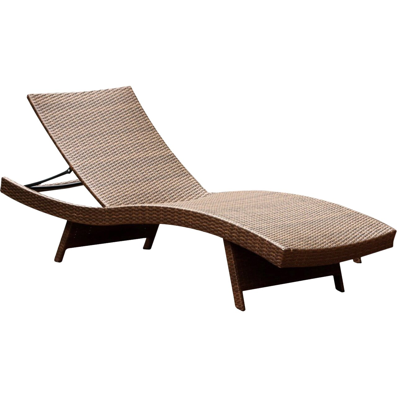Brayden Studio Battista Chaise Lounge Reviews