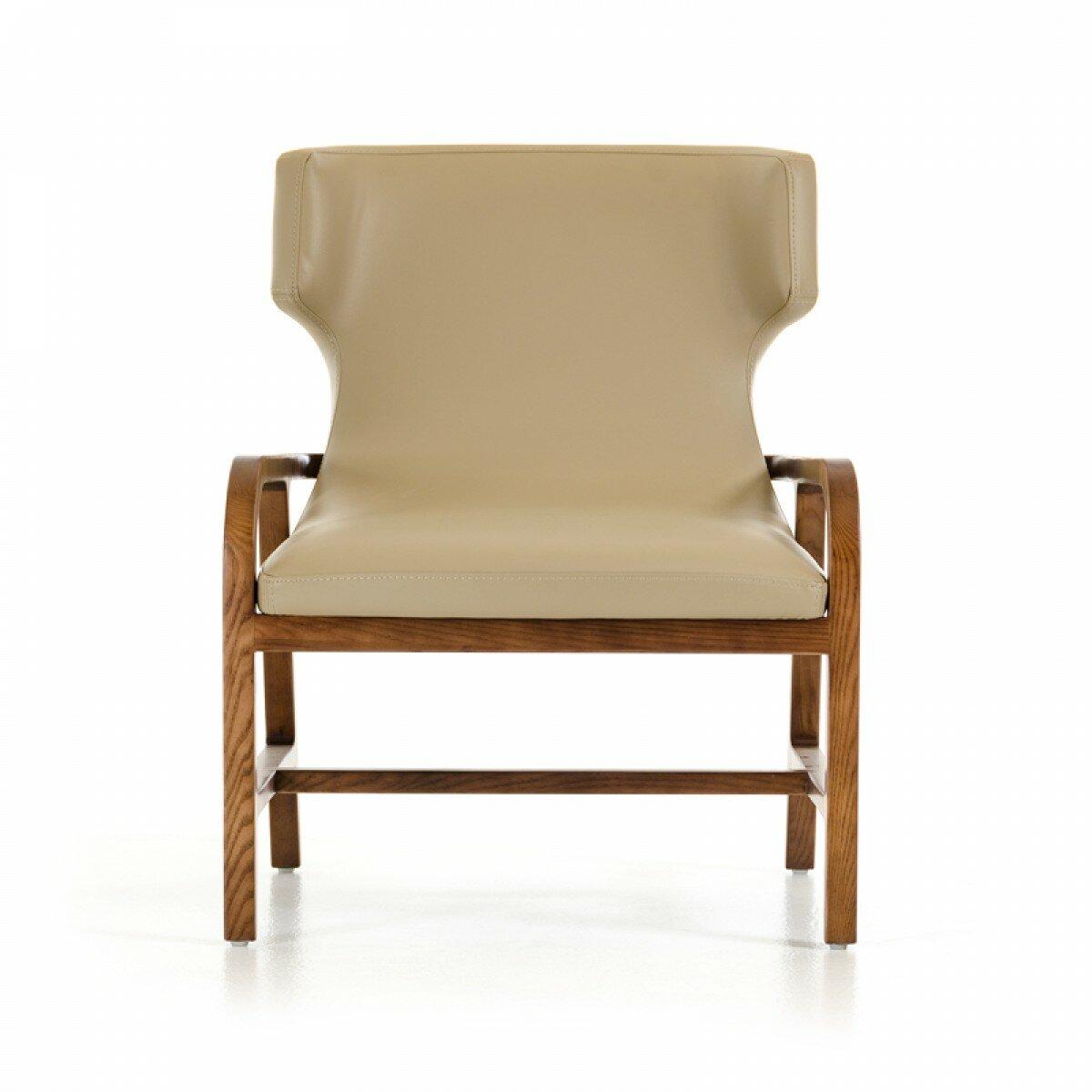 Brayden studio abram olenna modern arm chair wayfair for Modern arm chair