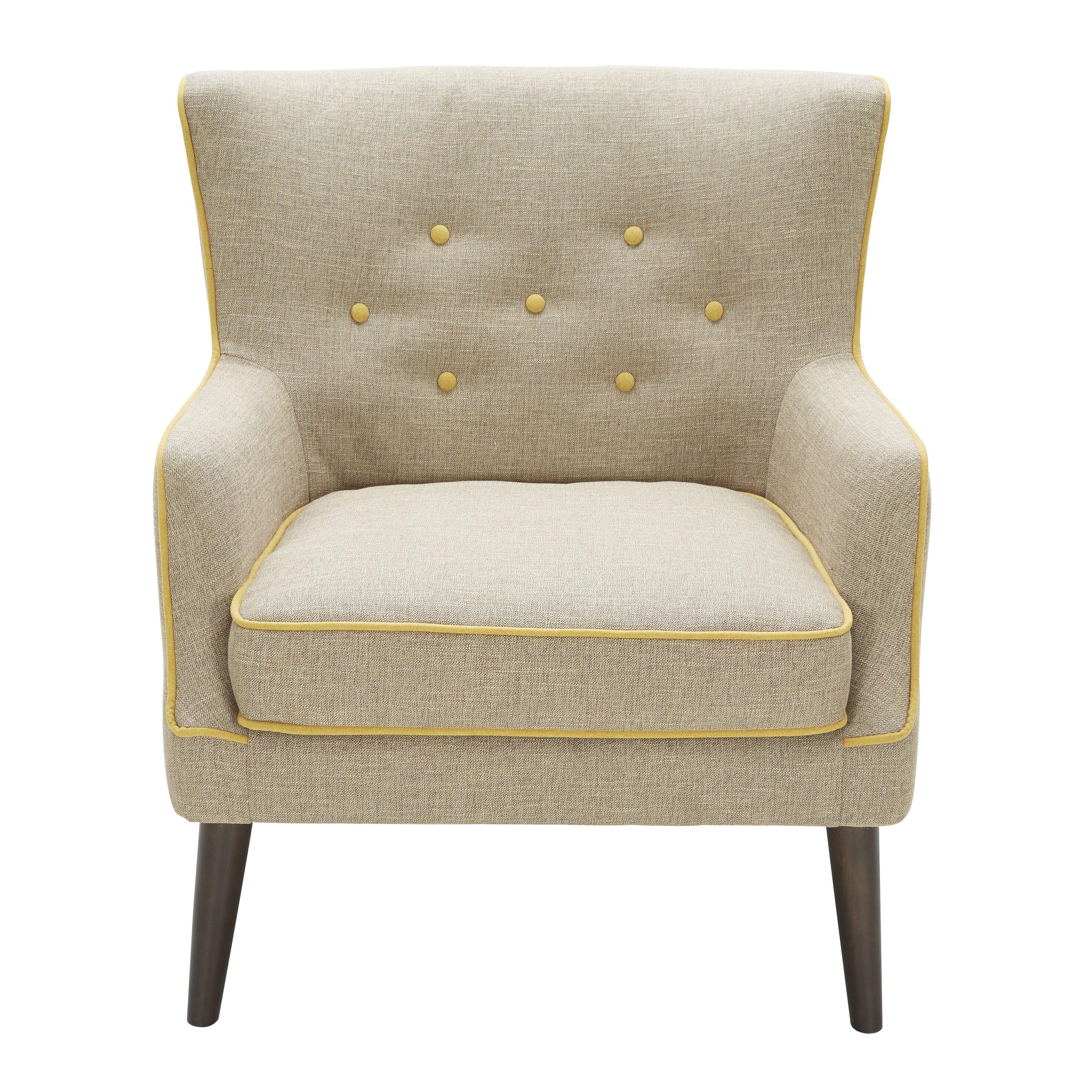 Brayden Studio Castor Accent Chair Wayfair