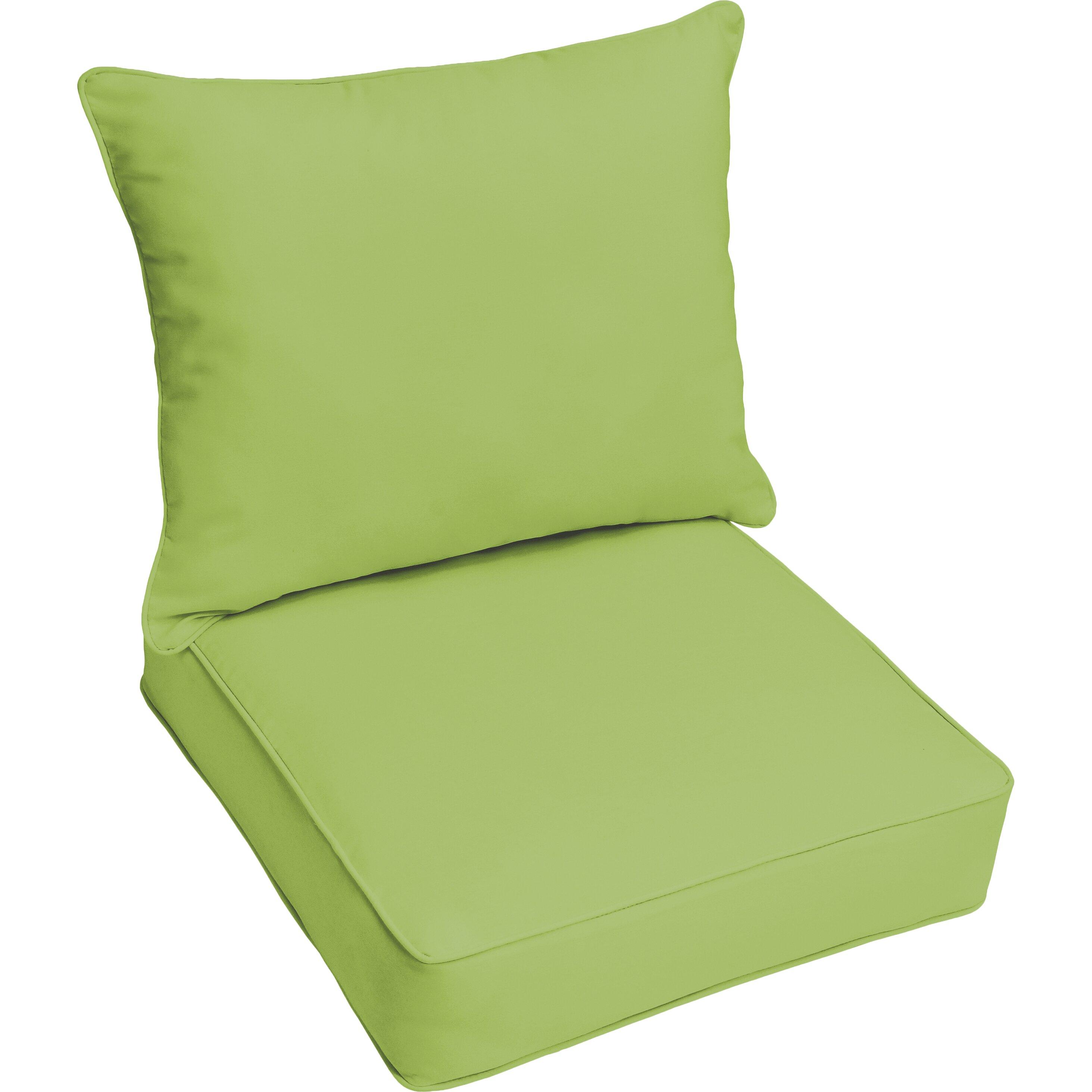 Brayden Studio Kaplan Outdoor Lounge Cushion Reviews