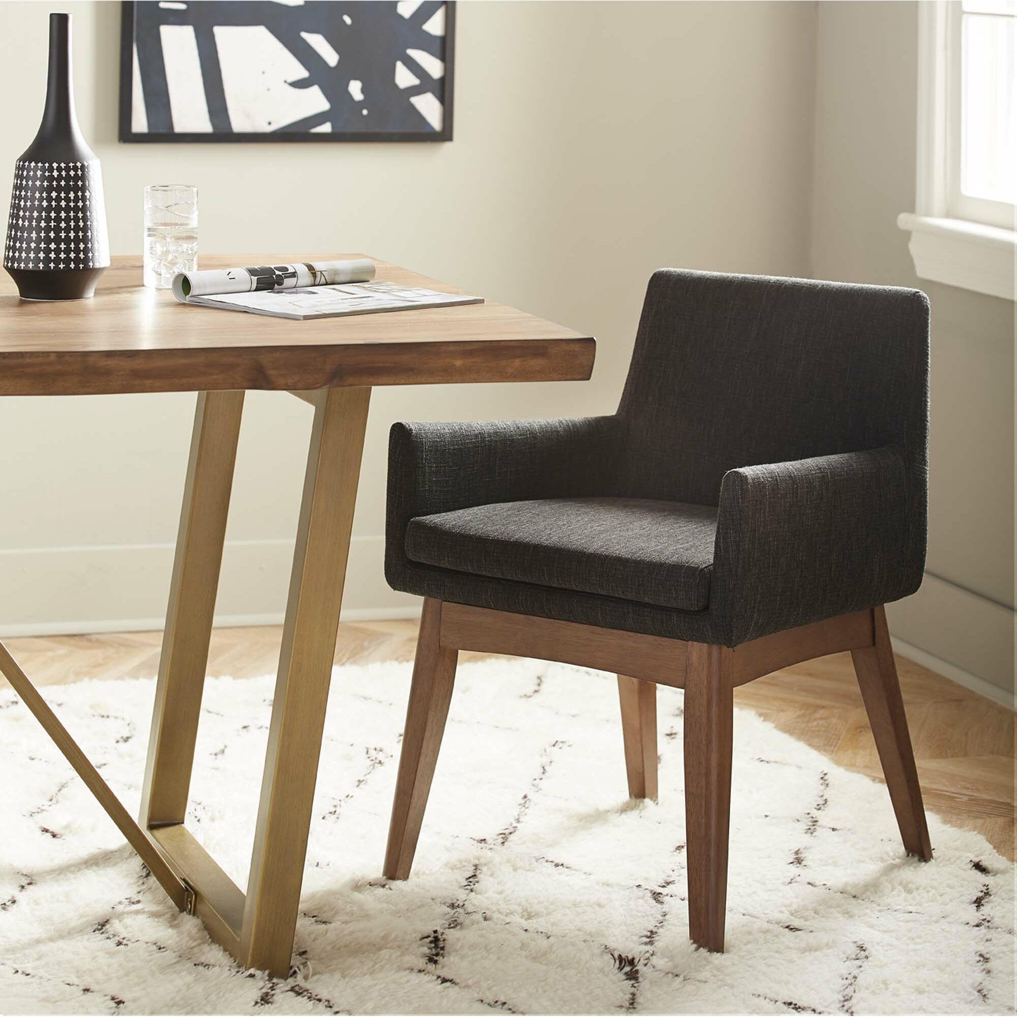Brayden Studio Macalester Arm Chair Amp Reviews Wayfair