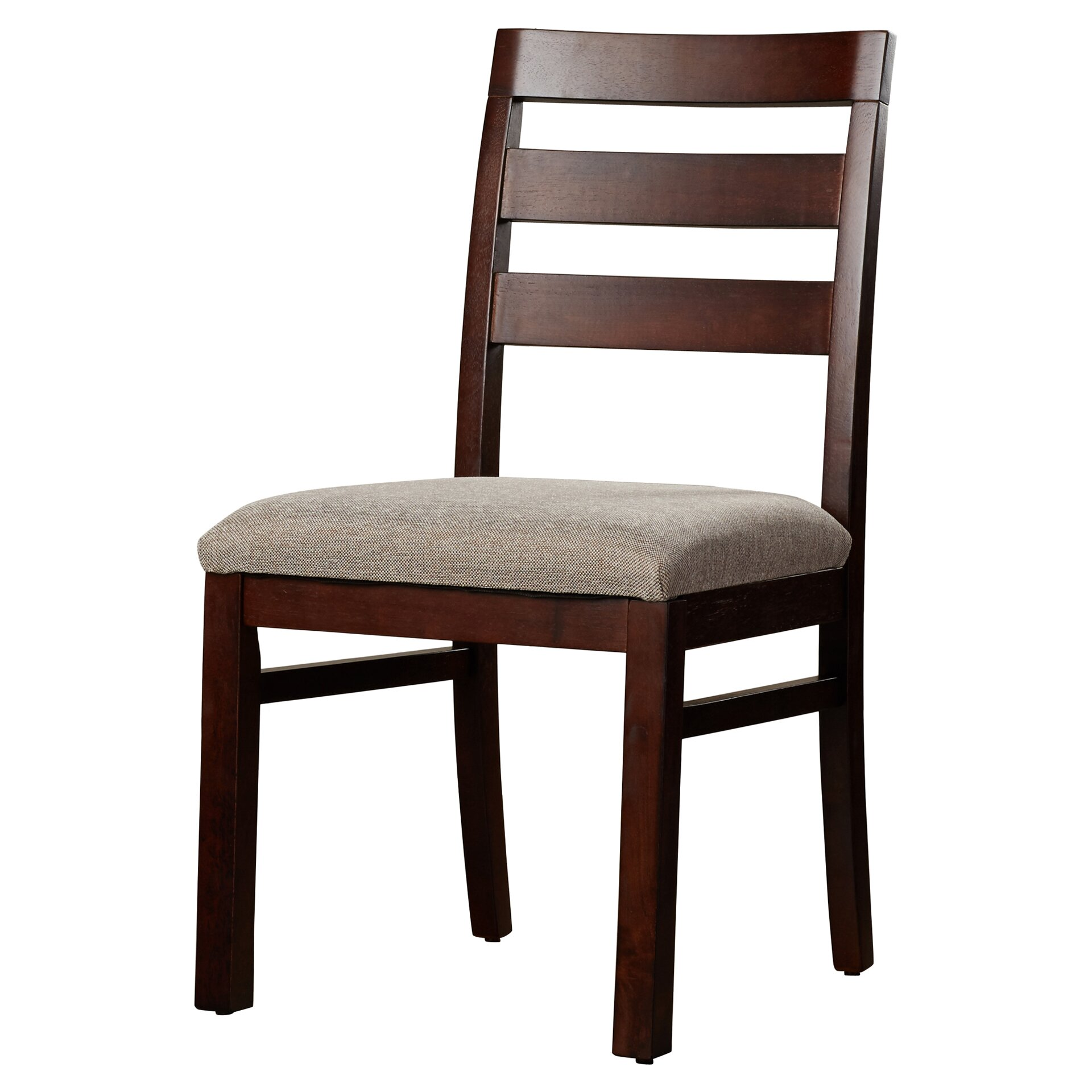 Wade Logan Duane Side Chair In Cappuccino Amp Reviews Wayfair
