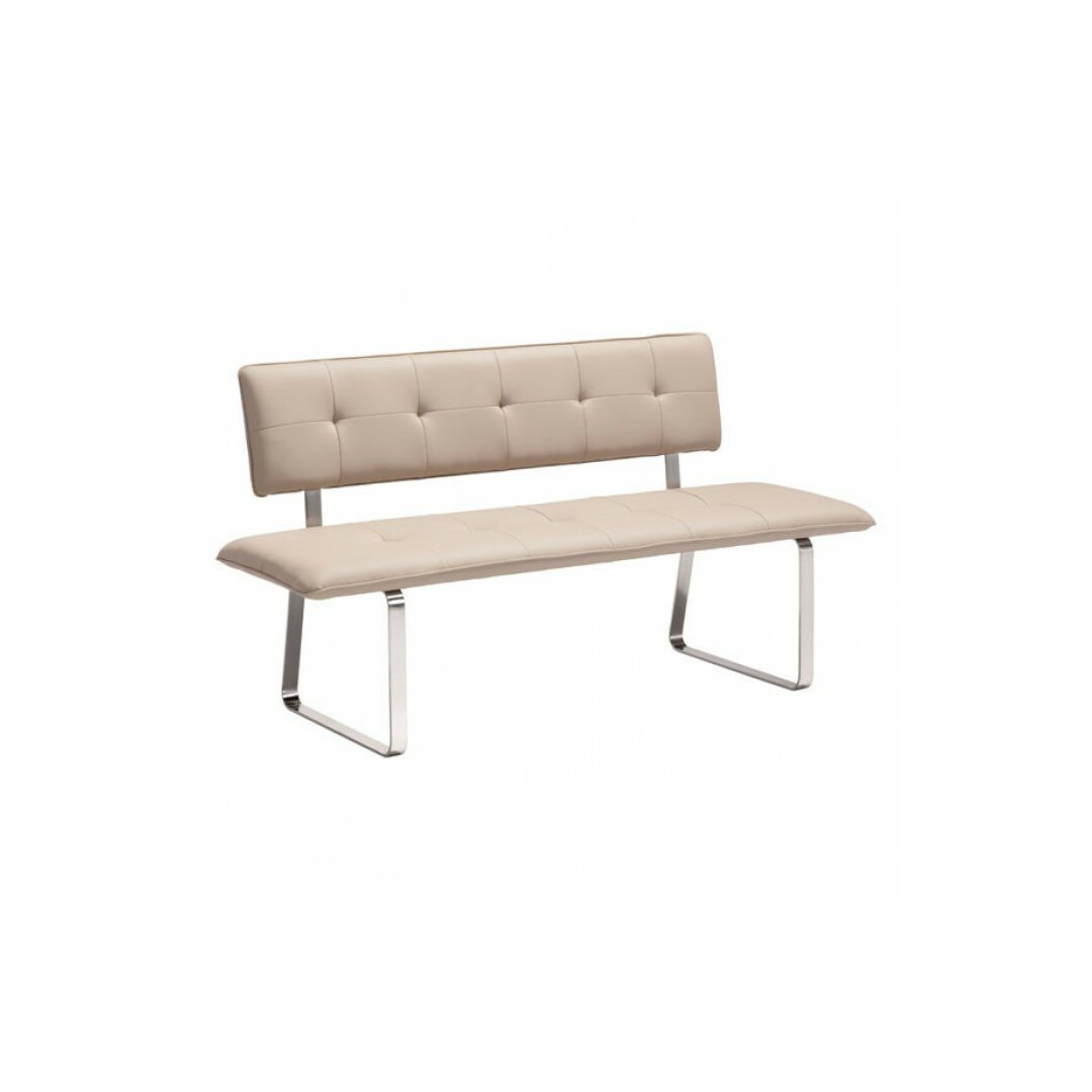 Metal Foyer Bench : Wade logan linwood metal entryway bench reviews wayfair