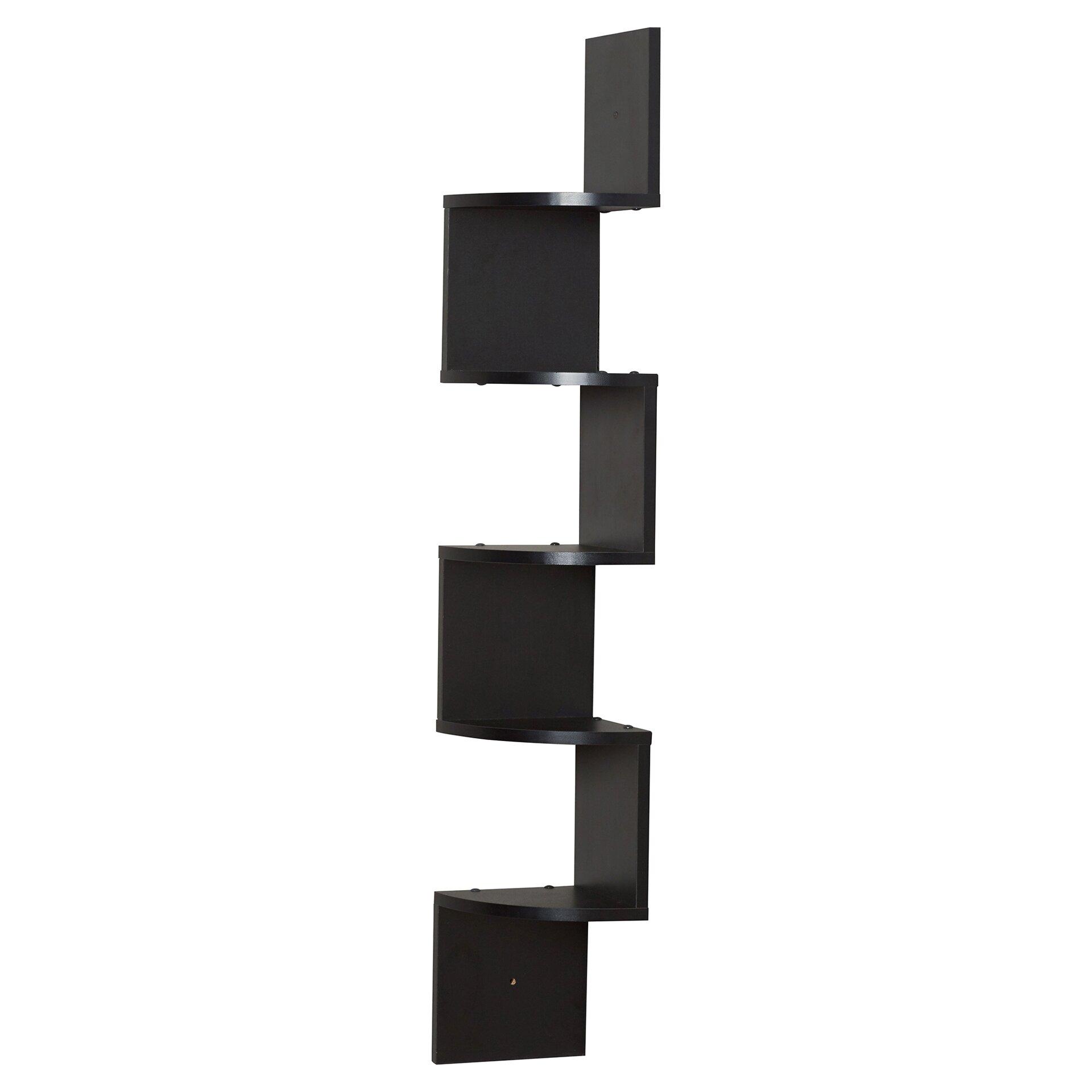 Wade Logan Ridgeway Corner Wall Shelf Reviews Wayfair