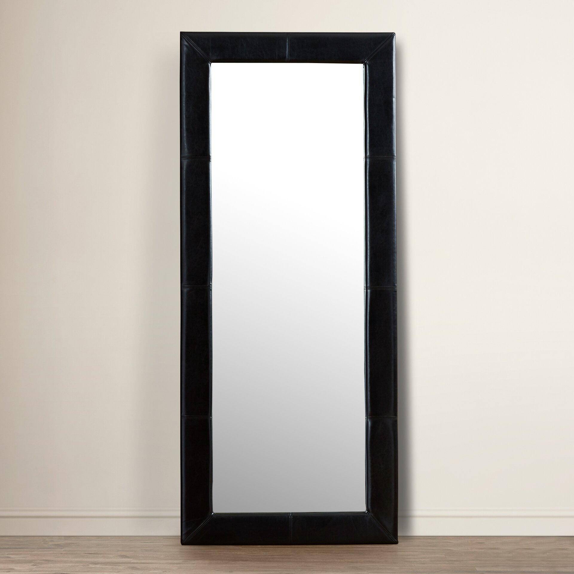 Wade logan floor mirror reviews wayfair for Mirror video