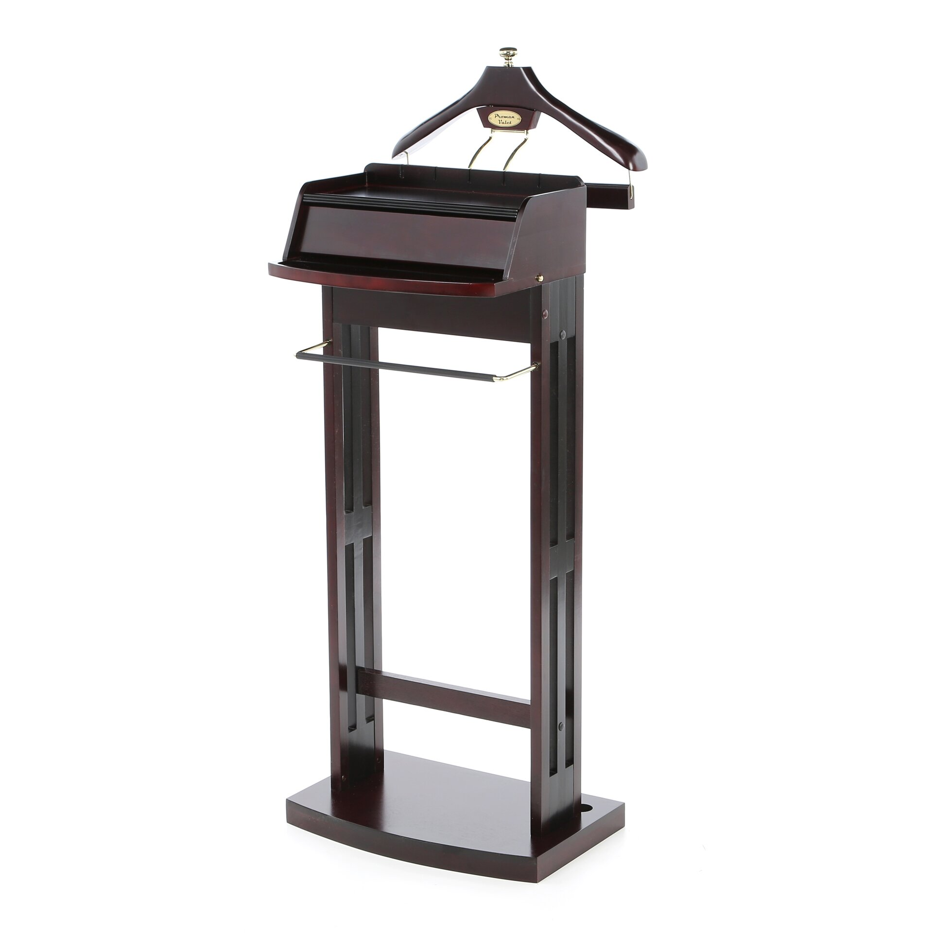Wade logan wood charging valet stand reviews wayfair for Stand 2 b