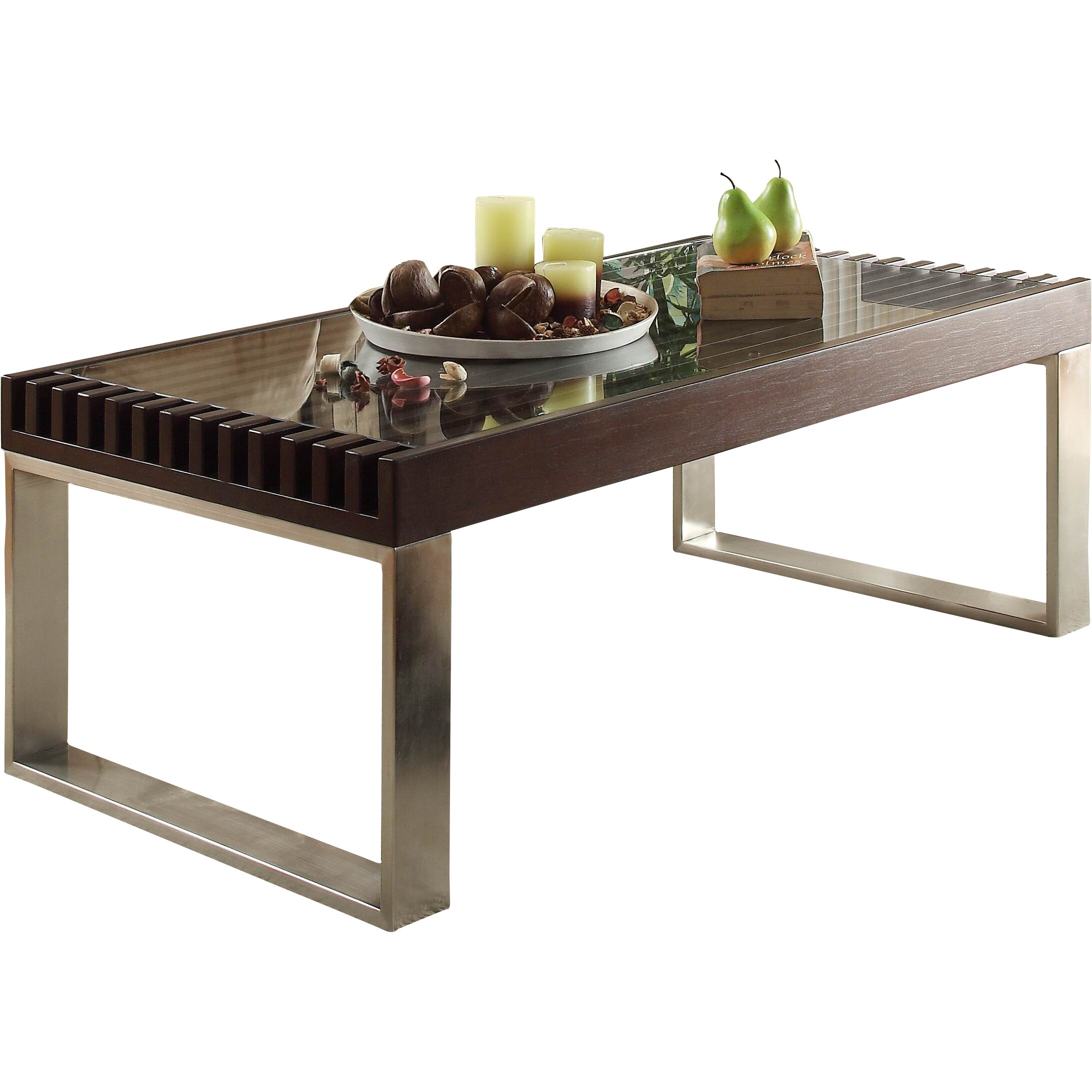 Wade Logan Coffee Table Set Reviews