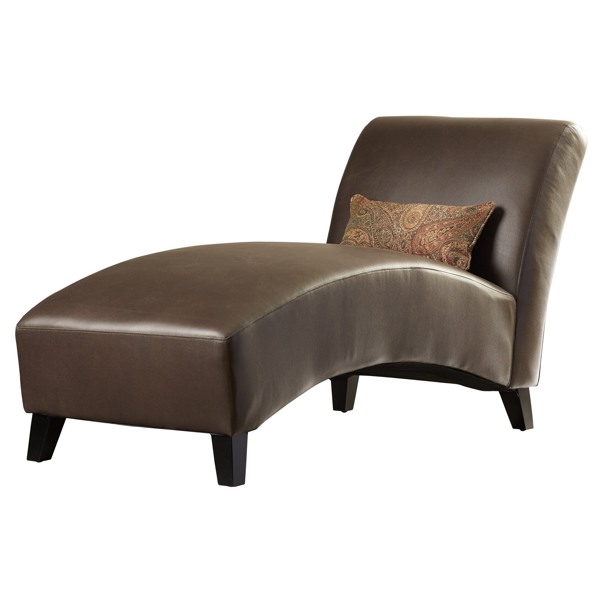 wade logan amber chaise lounge reviews wayfair. Black Bedroom Furniture Sets. Home Design Ideas