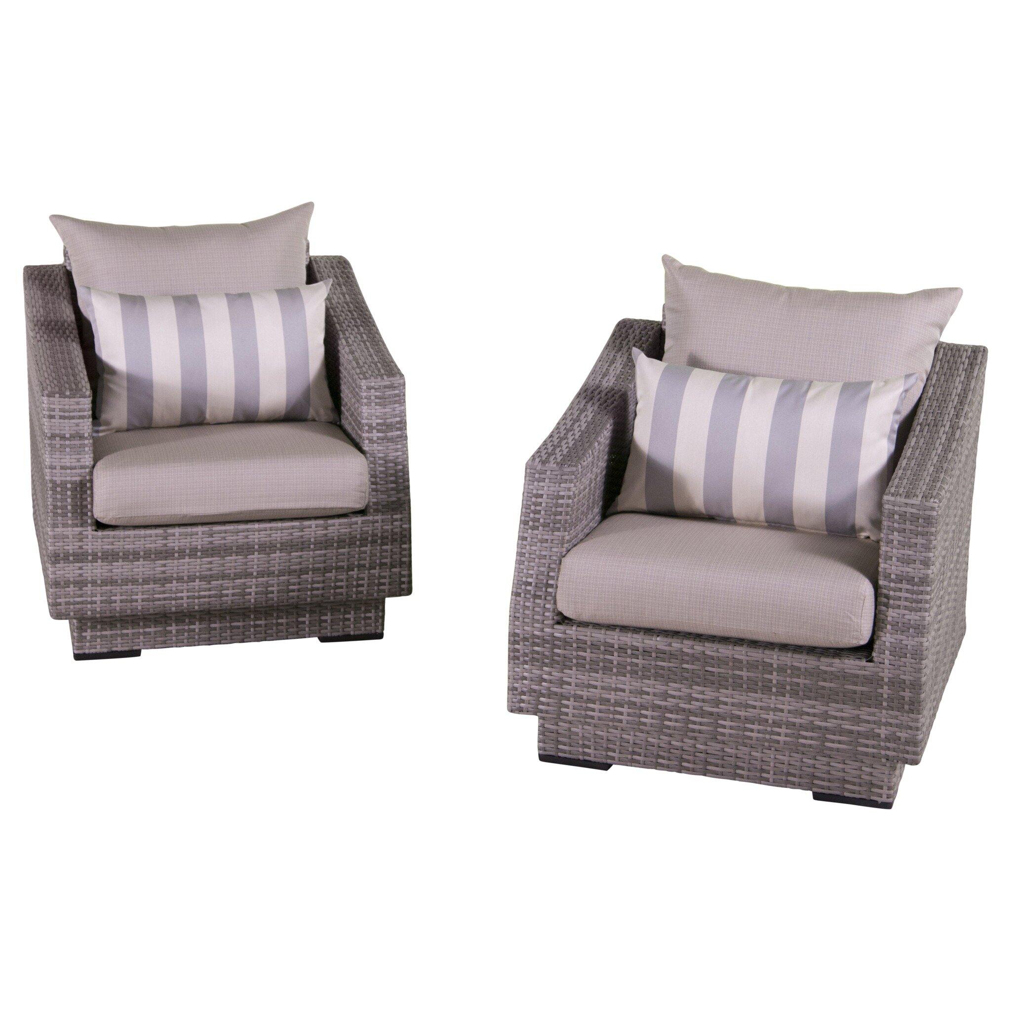 Wade Logan Alfonso Club Chair With Cushions Amp Reviews