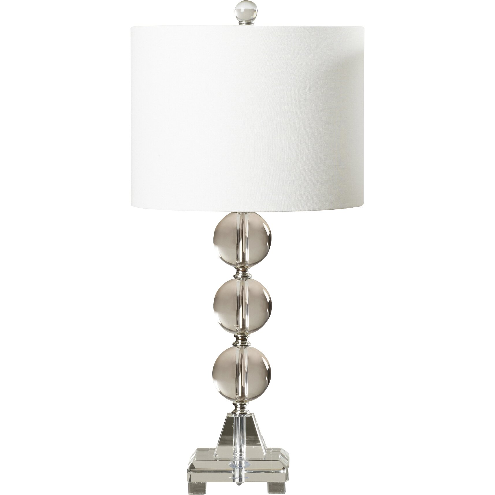 Wade Logan Andres 24 Quot H Table Lamp With Drum Shade