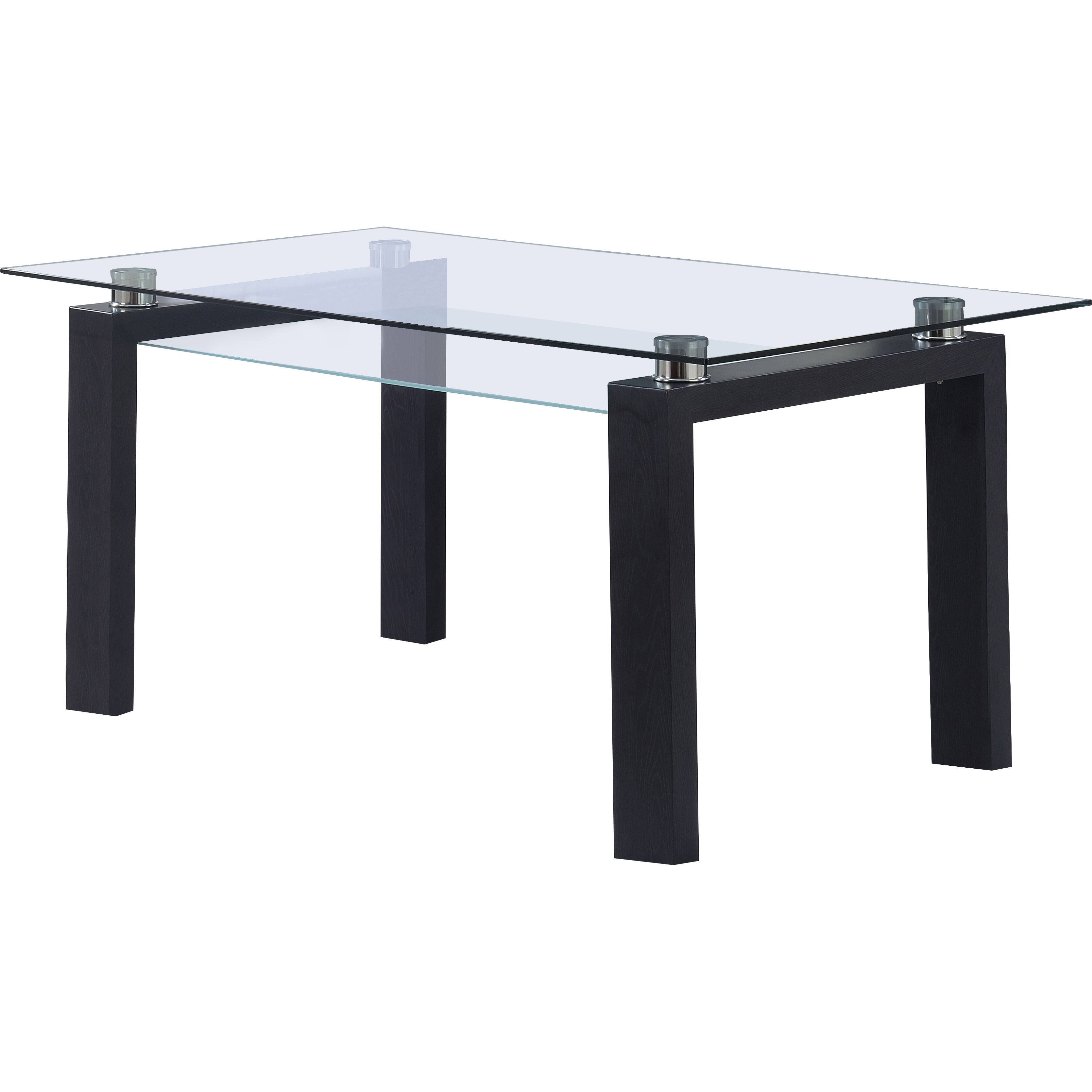 Wade logan gillespie dining table reviews wayfair for Montage stand