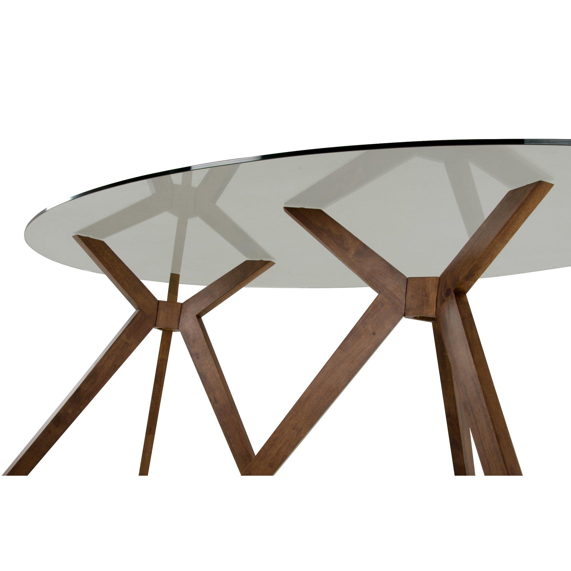 Wade Logan Belafonte Dining Table Amp Reviews Wayfair