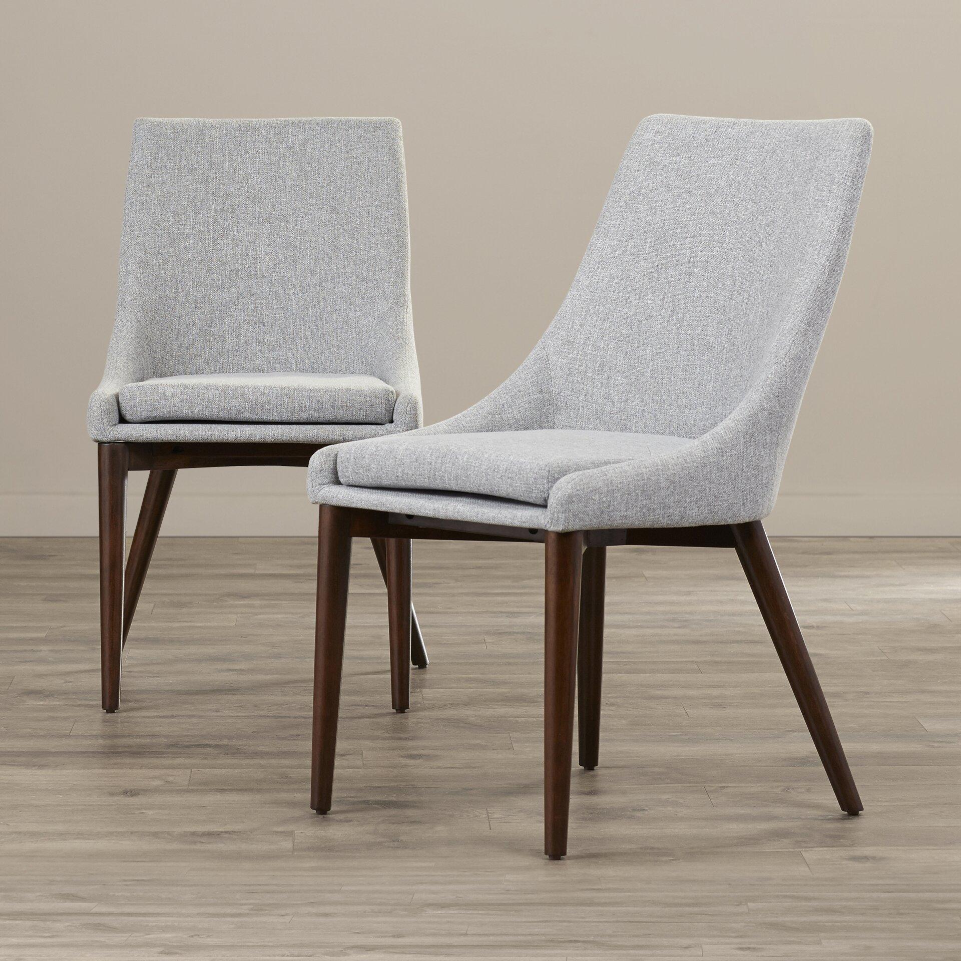 Corrigan Studio Carmelo Parsons Chair Amp Reviews Wayfair