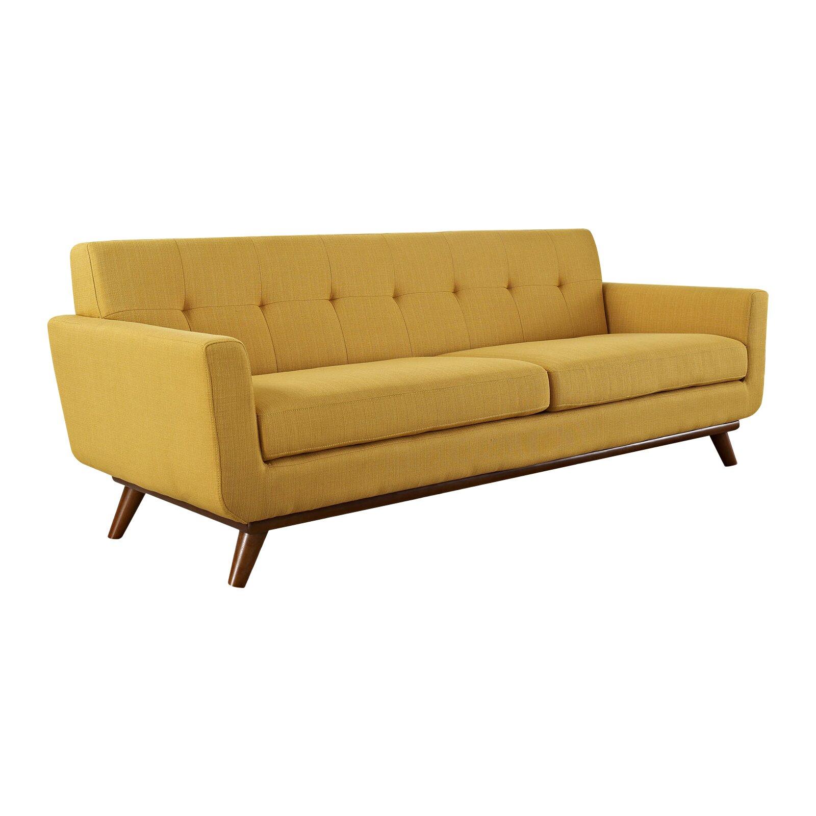 Corrigan Studio Saginaw Upholstered Sofa CSTD CSTD