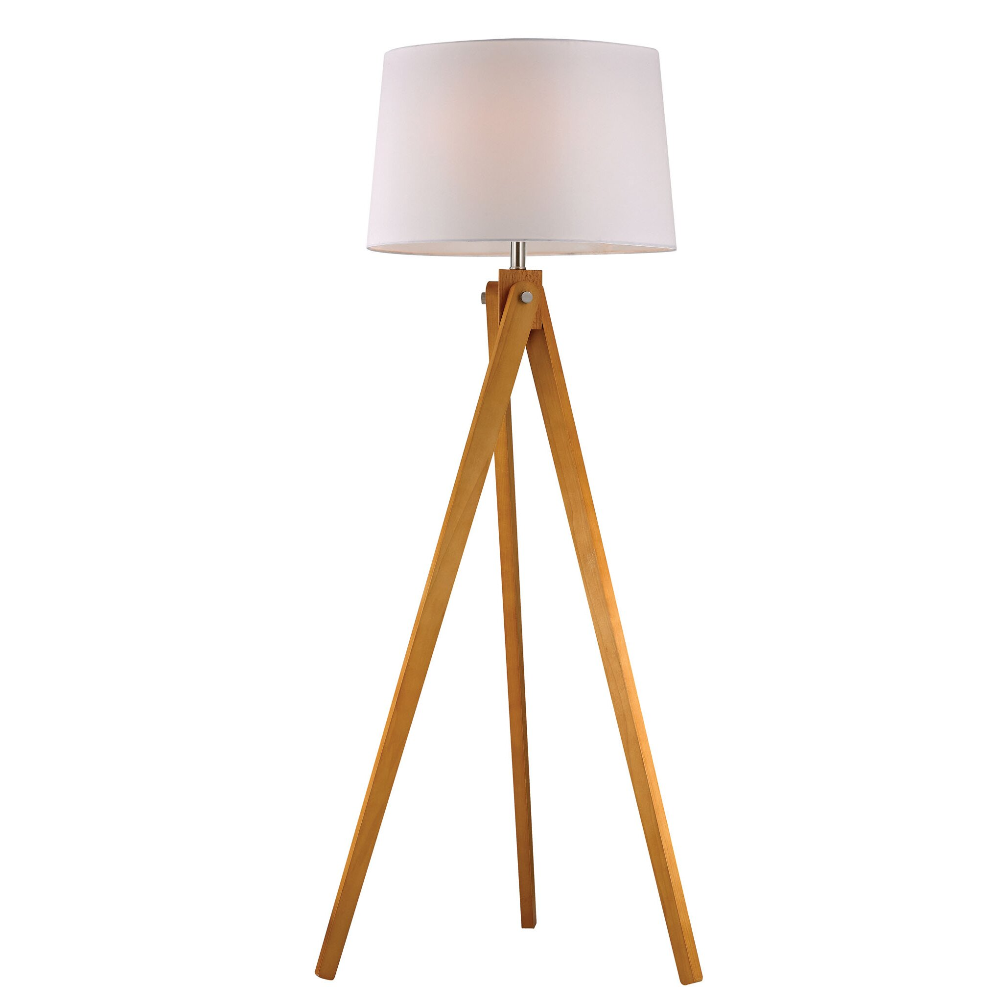 Langley Street Pelli 63 Quot Tripod Floor Lamp Amp Reviews Wayfair