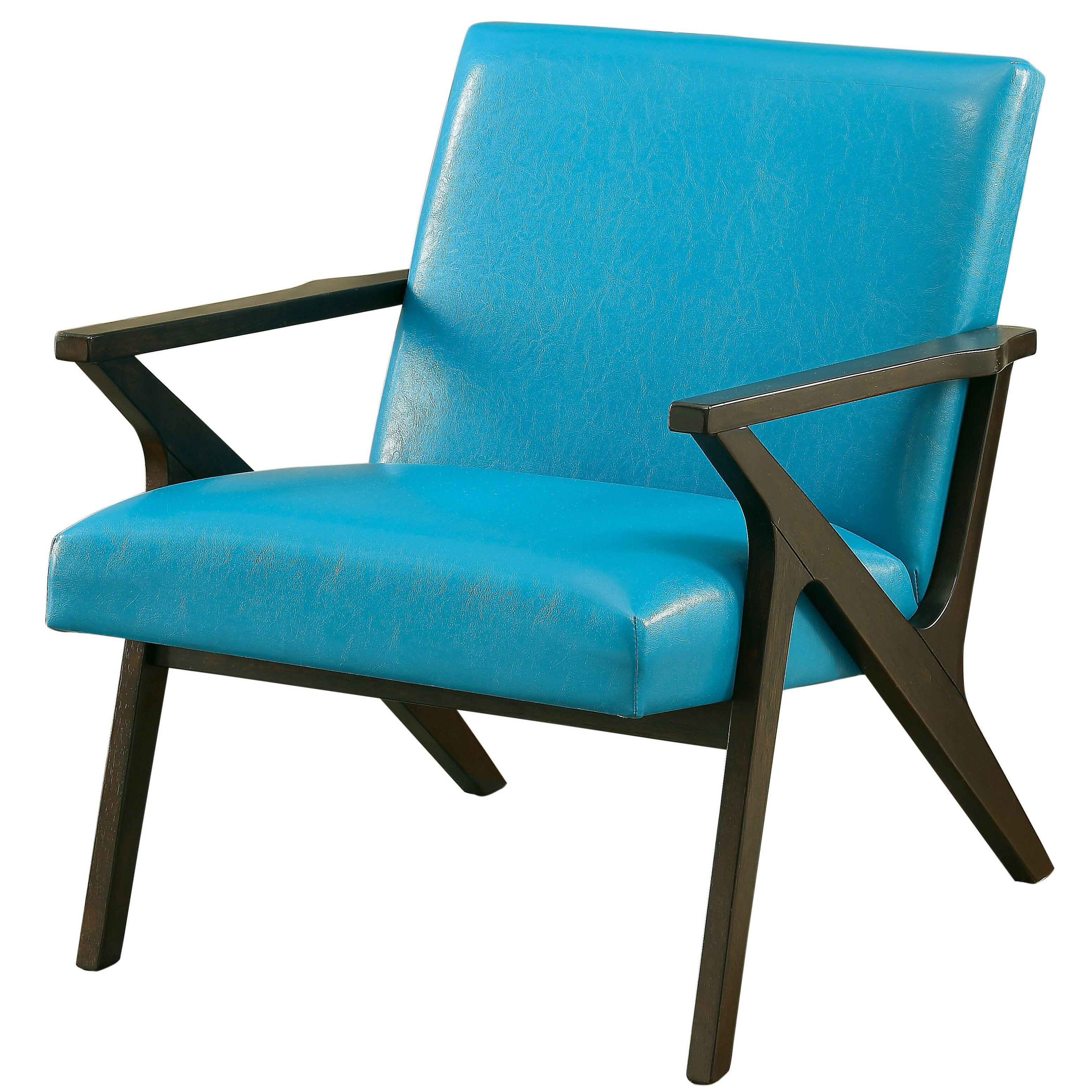 Langley street shankill faux leather arm chair reviews for Outdoor furniture langley