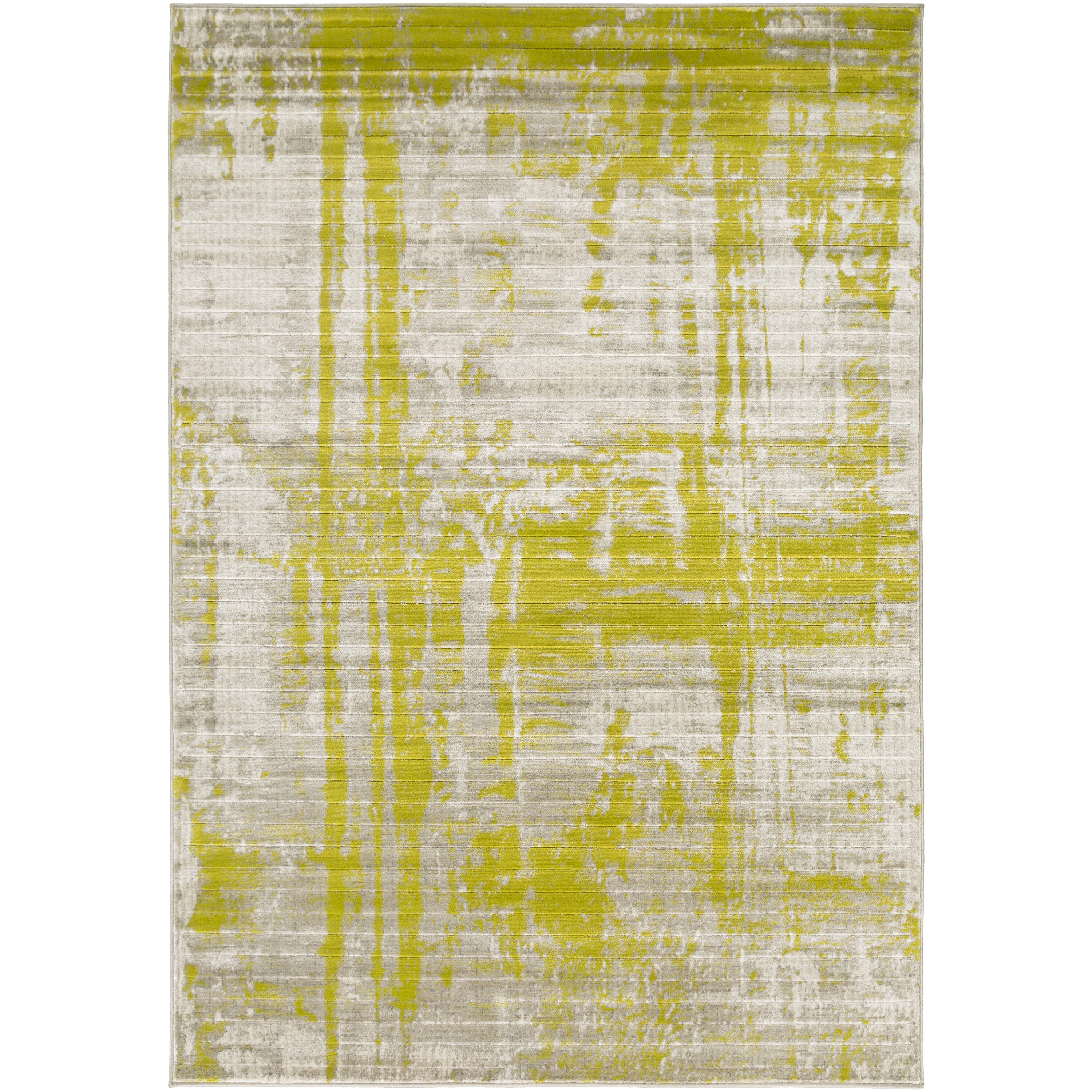 Langley Street Dahl Light Gray Lime Area Rug Amp Reviews