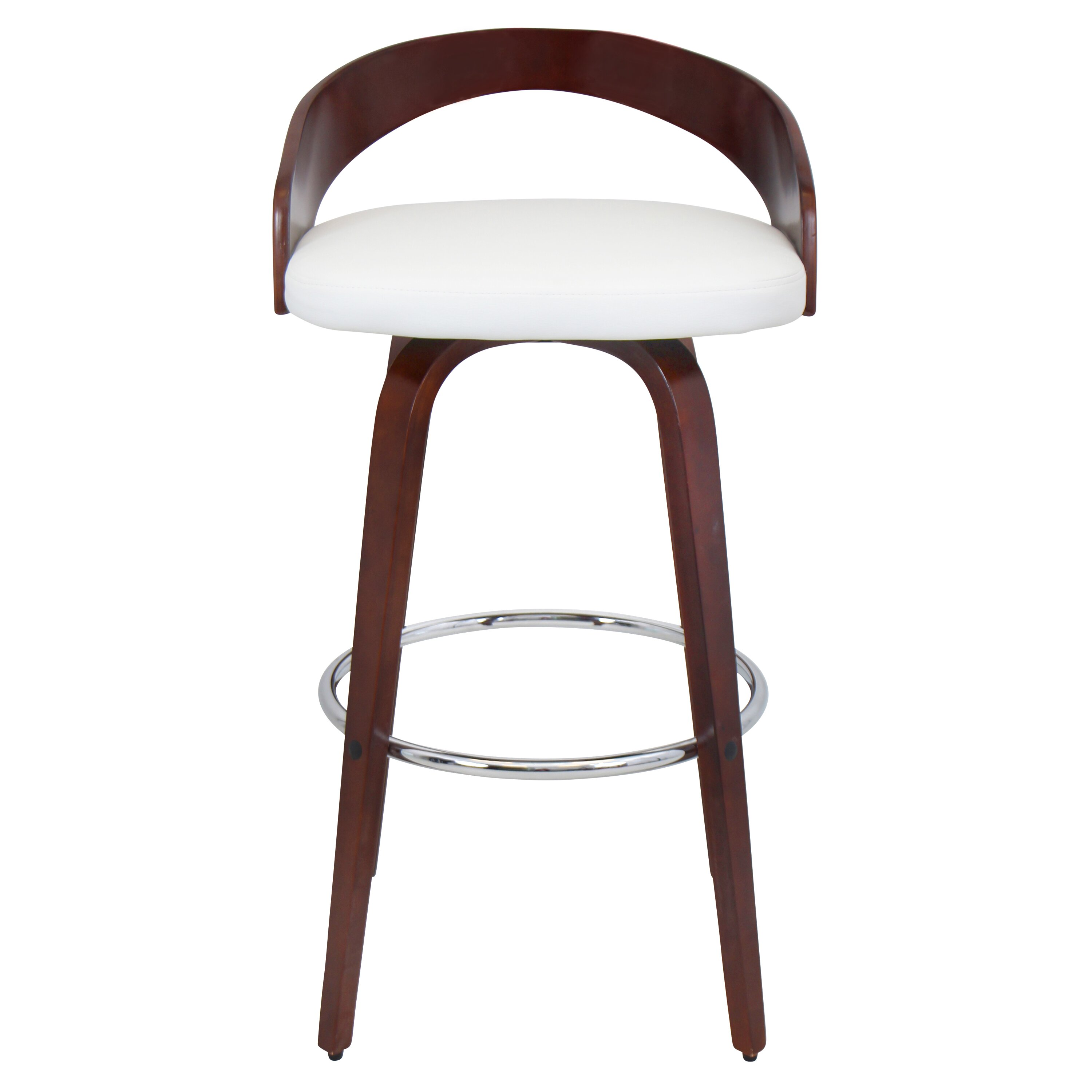 Langley Street Wright 30 Quot Swivel Bar Stool Amp Reviews Wayfair