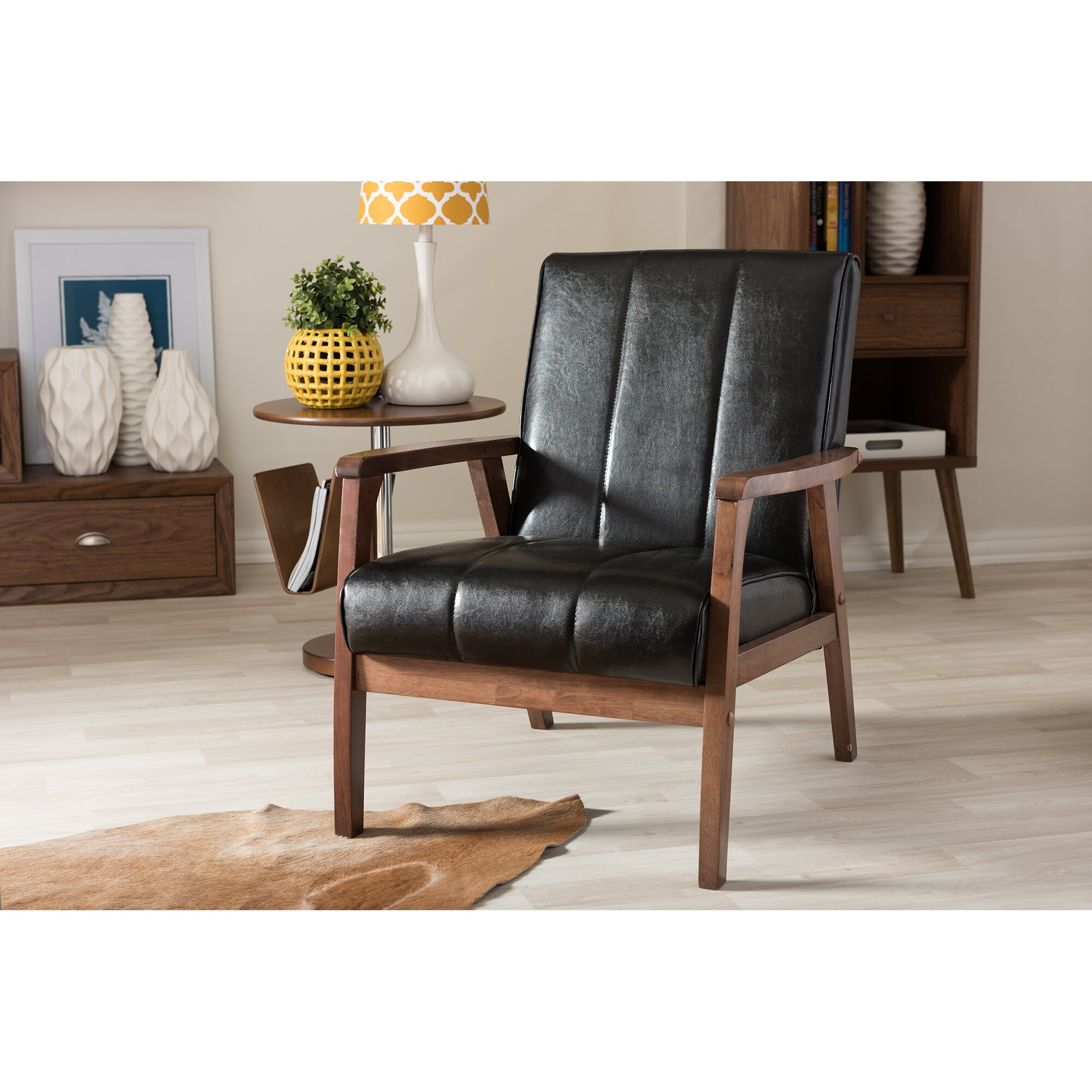 Langley street ingmar lounge chair reviews wayfair for Outdoor furniture langley