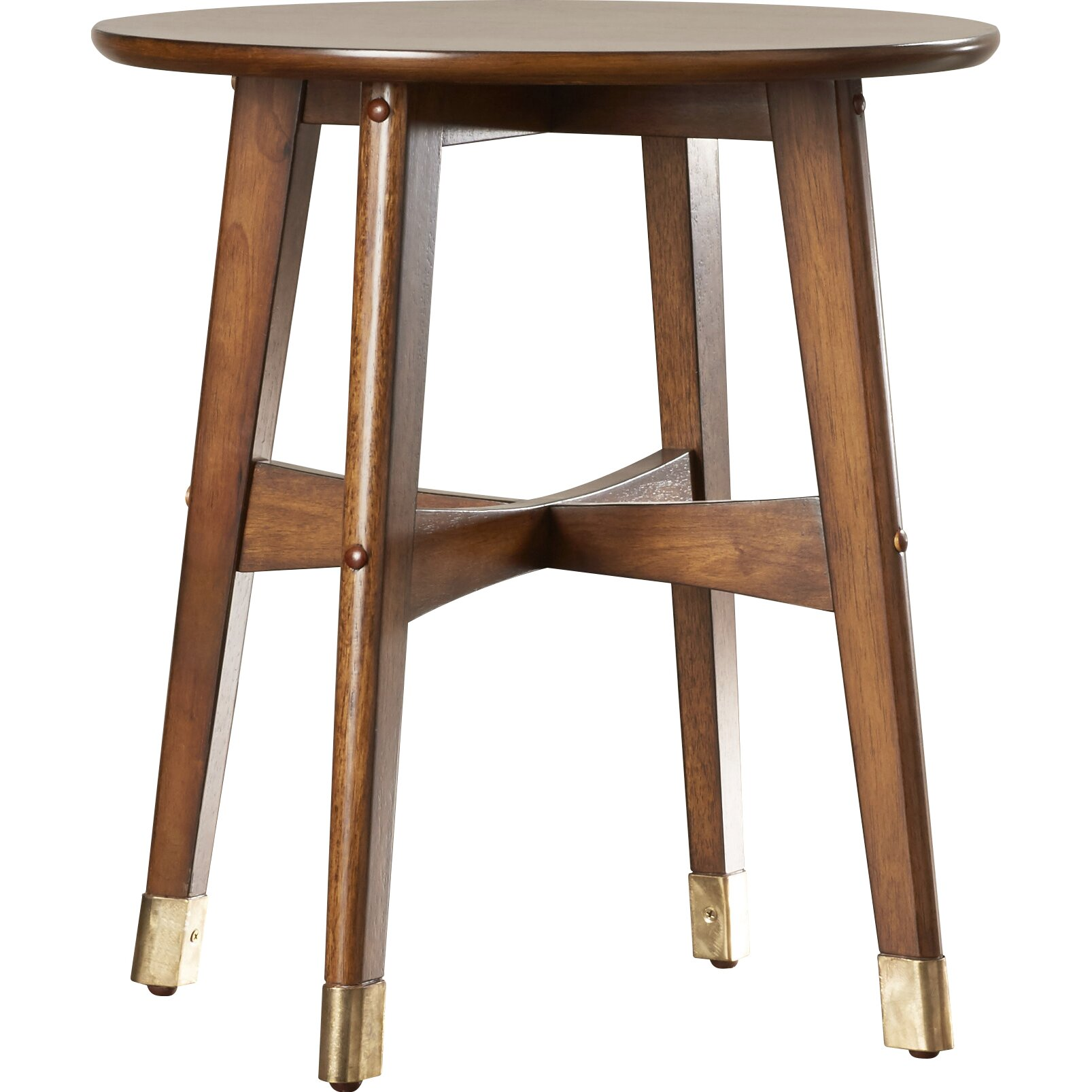 Langley street rosarito end table reviews wayfair for End tables for sale near me