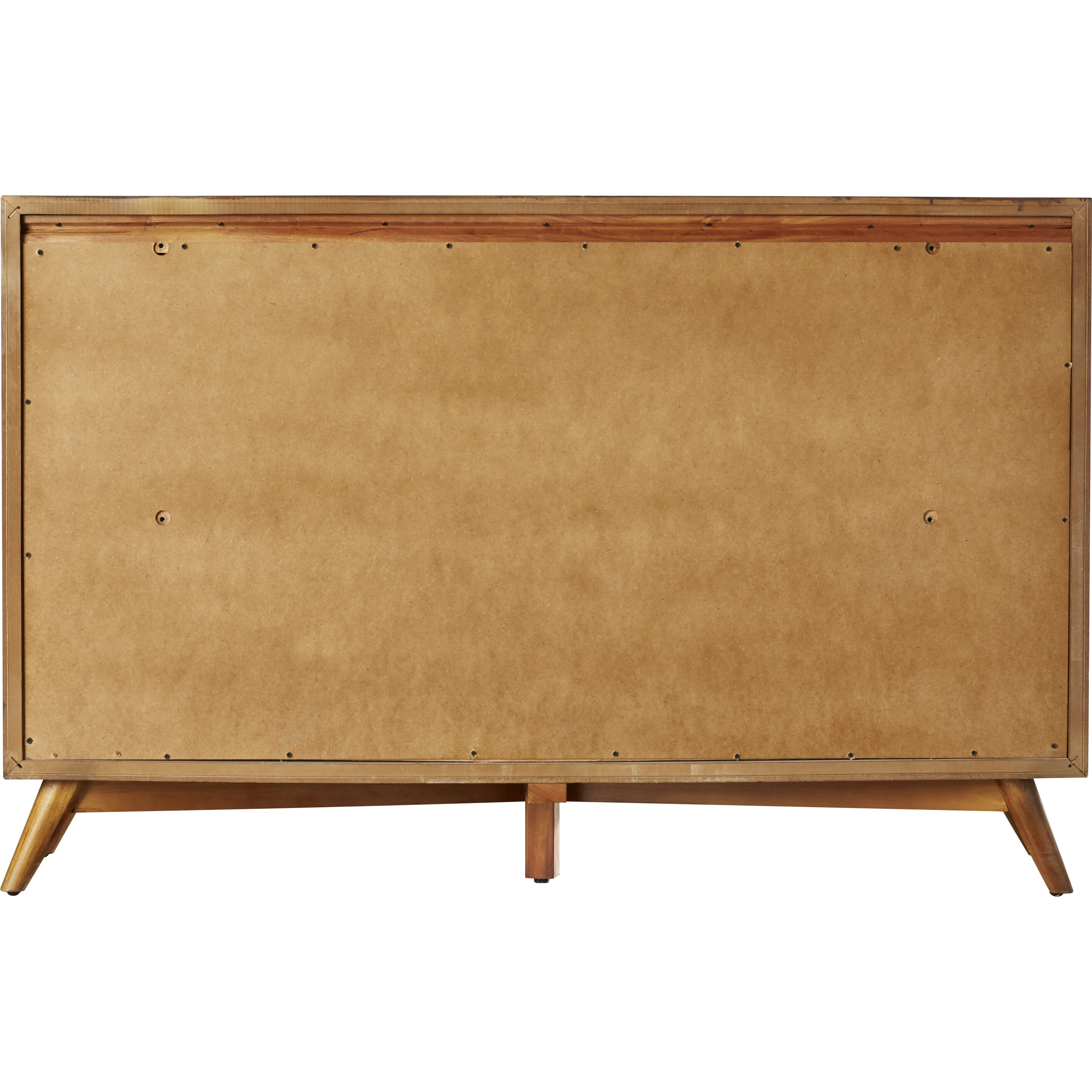 Langley Street Parocela 7 Drawer Dresser Amp Reviews Wayfair