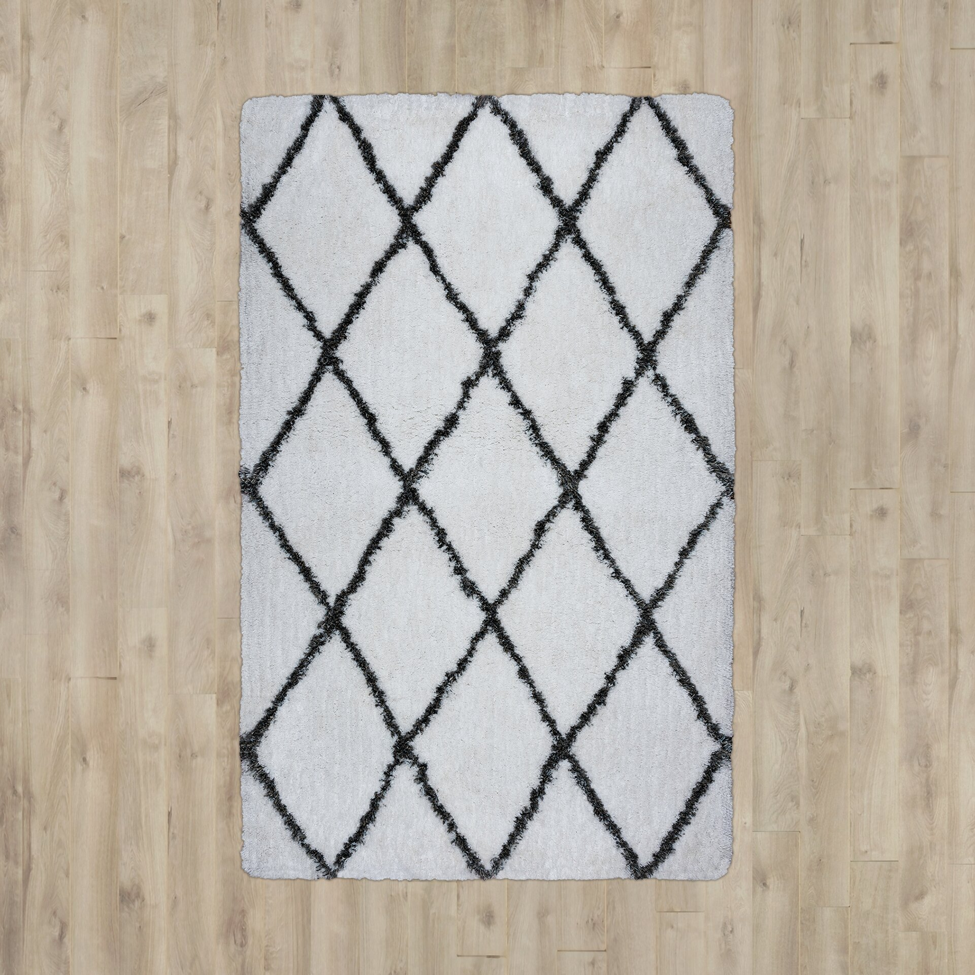 White And Grey Area Rug Artistic Weavers Transit Piper