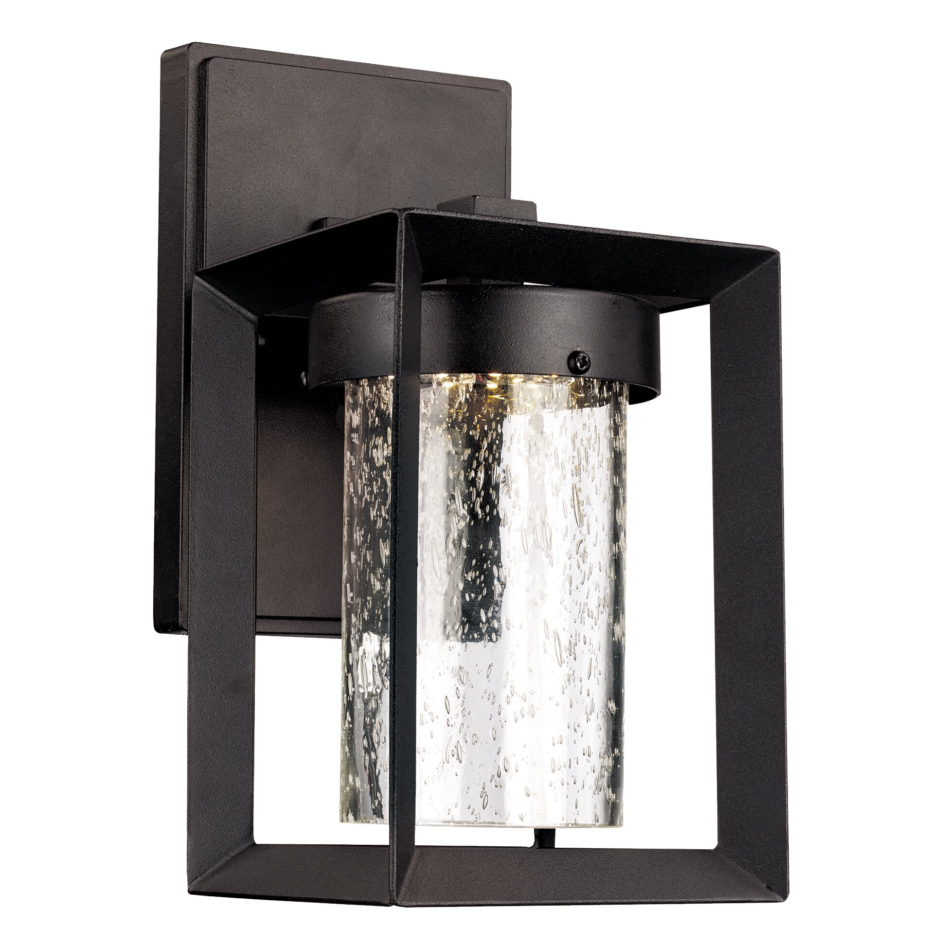 Langley street otono 1 light outdoor wall lantern wayfair for Outdoor furniture langley