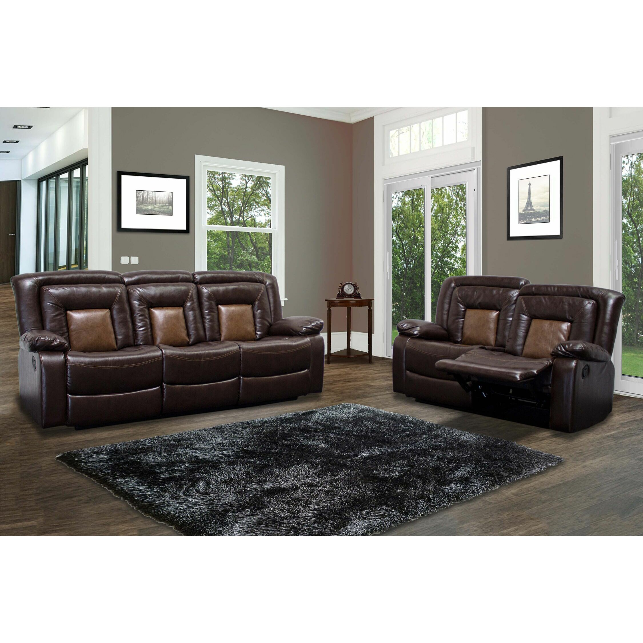 Bestmasterfurniture Sofa And Loveseat Set Reviews Wayfair