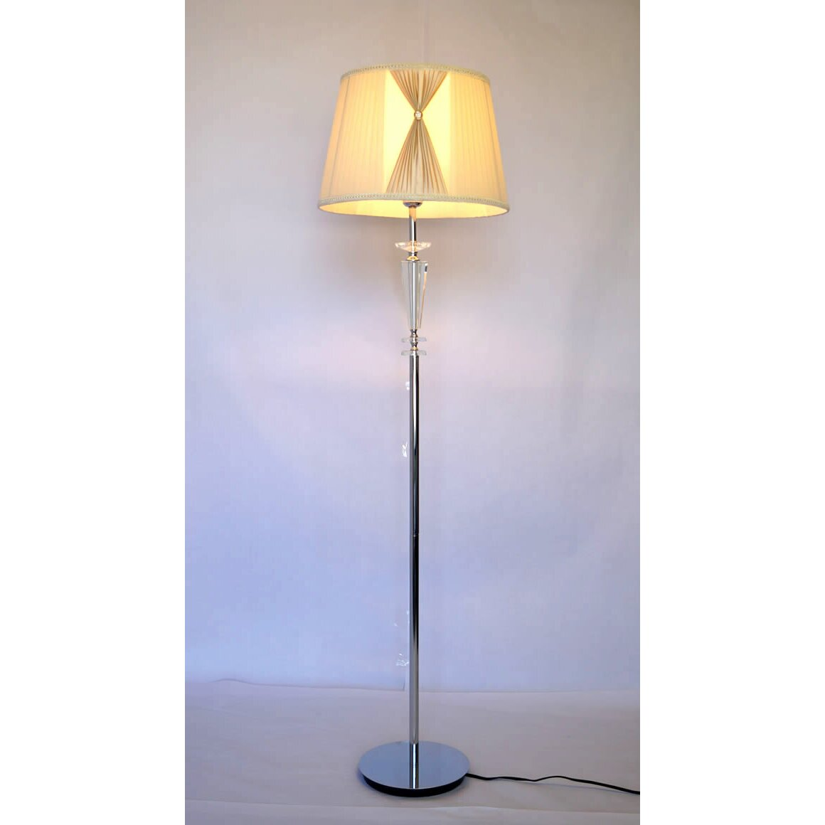 "CaliforniaLighting 62.2"" LED Floor Lamp 