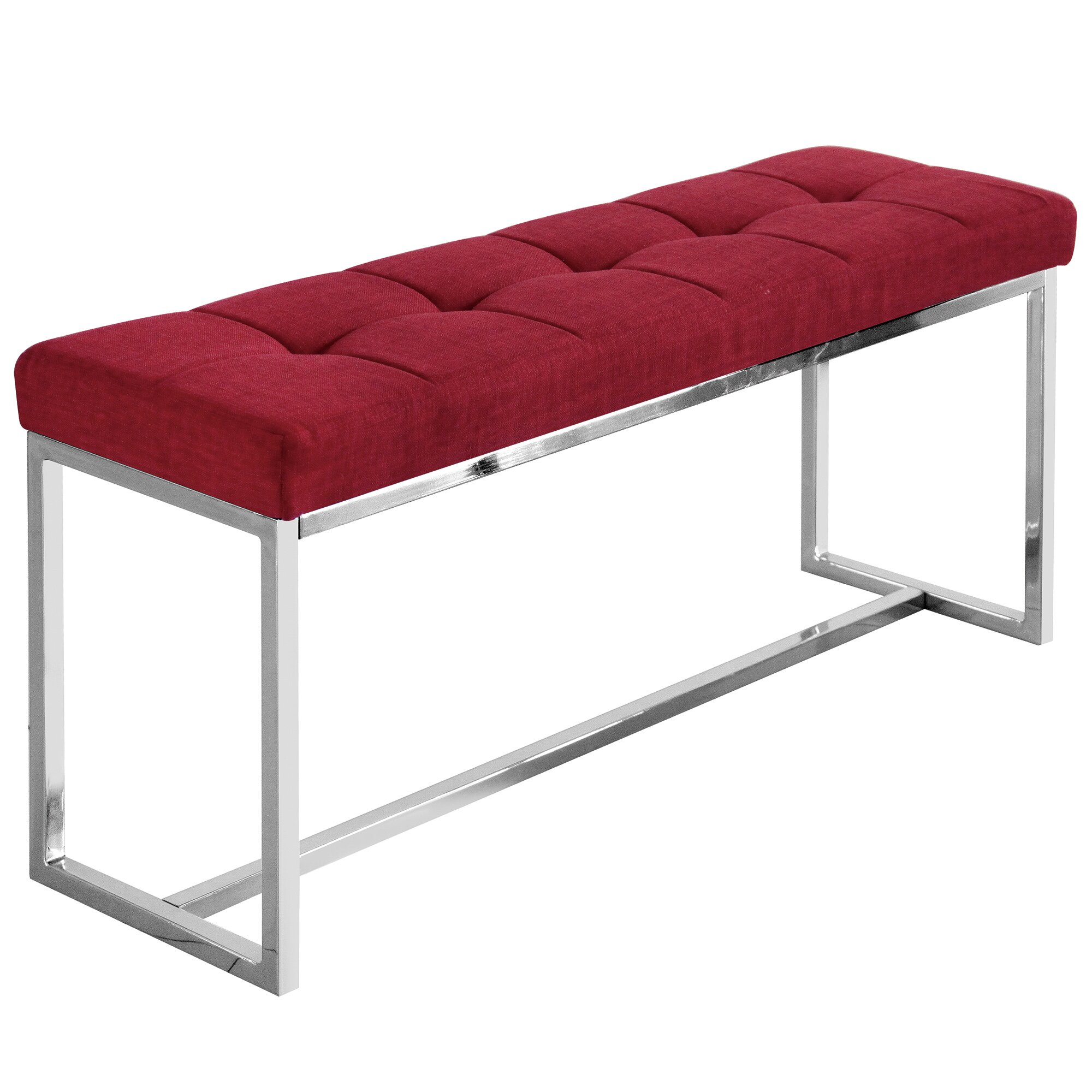 Nspire Upholstered Bedroom Bench Reviews Wayfair
