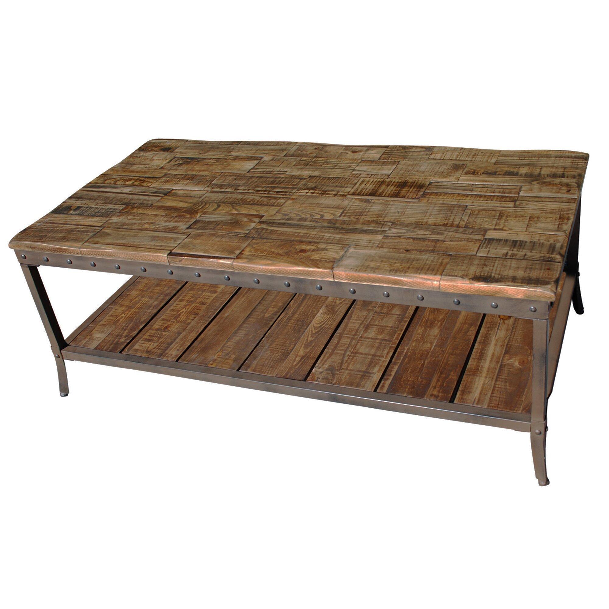 Wayfair Table: !nspire Coffee Table & Reviews