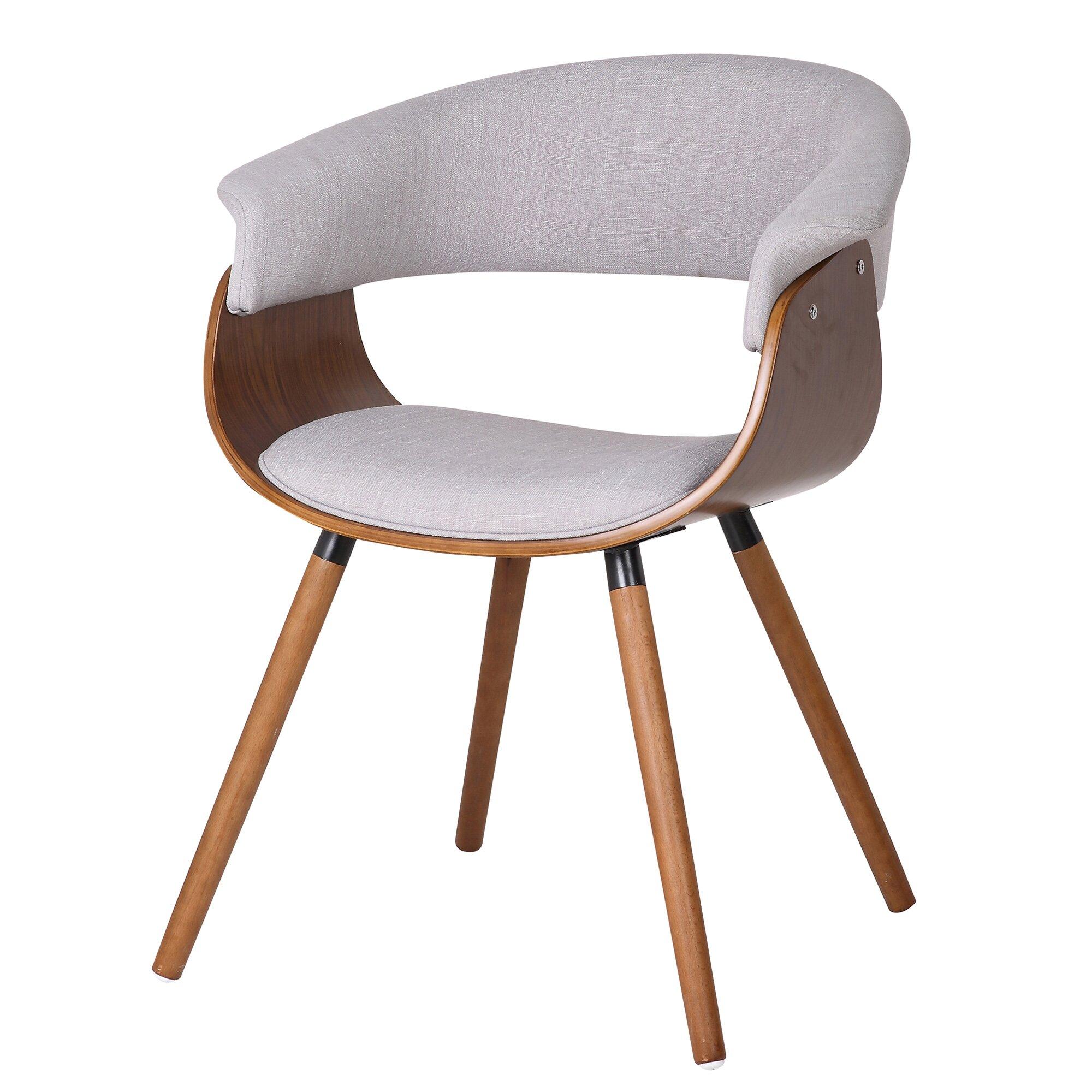 Walnut Dining Room Set Nspire Bent Wood Accent Barrel Chair Amp Reviews Wayfair