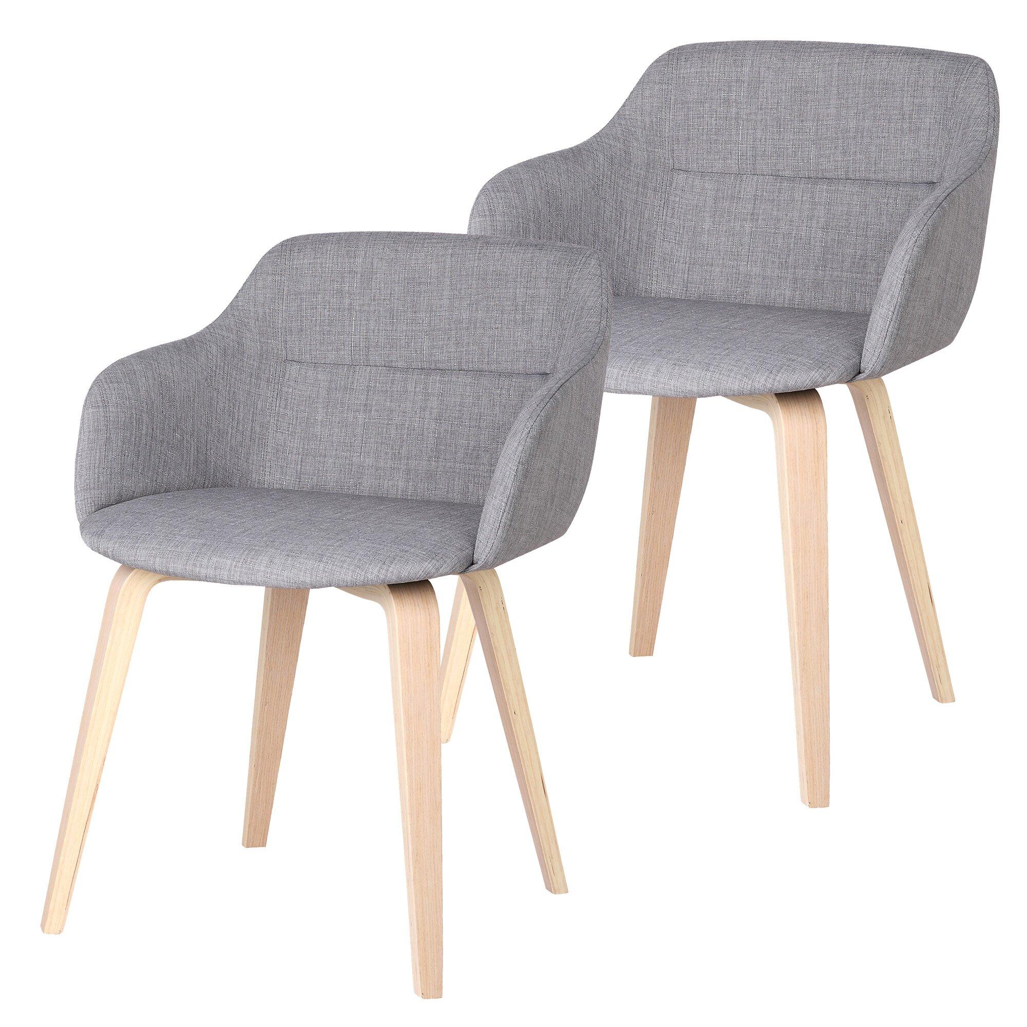 Nspire Fabric Accent Arm Chair Reviews Wayfair