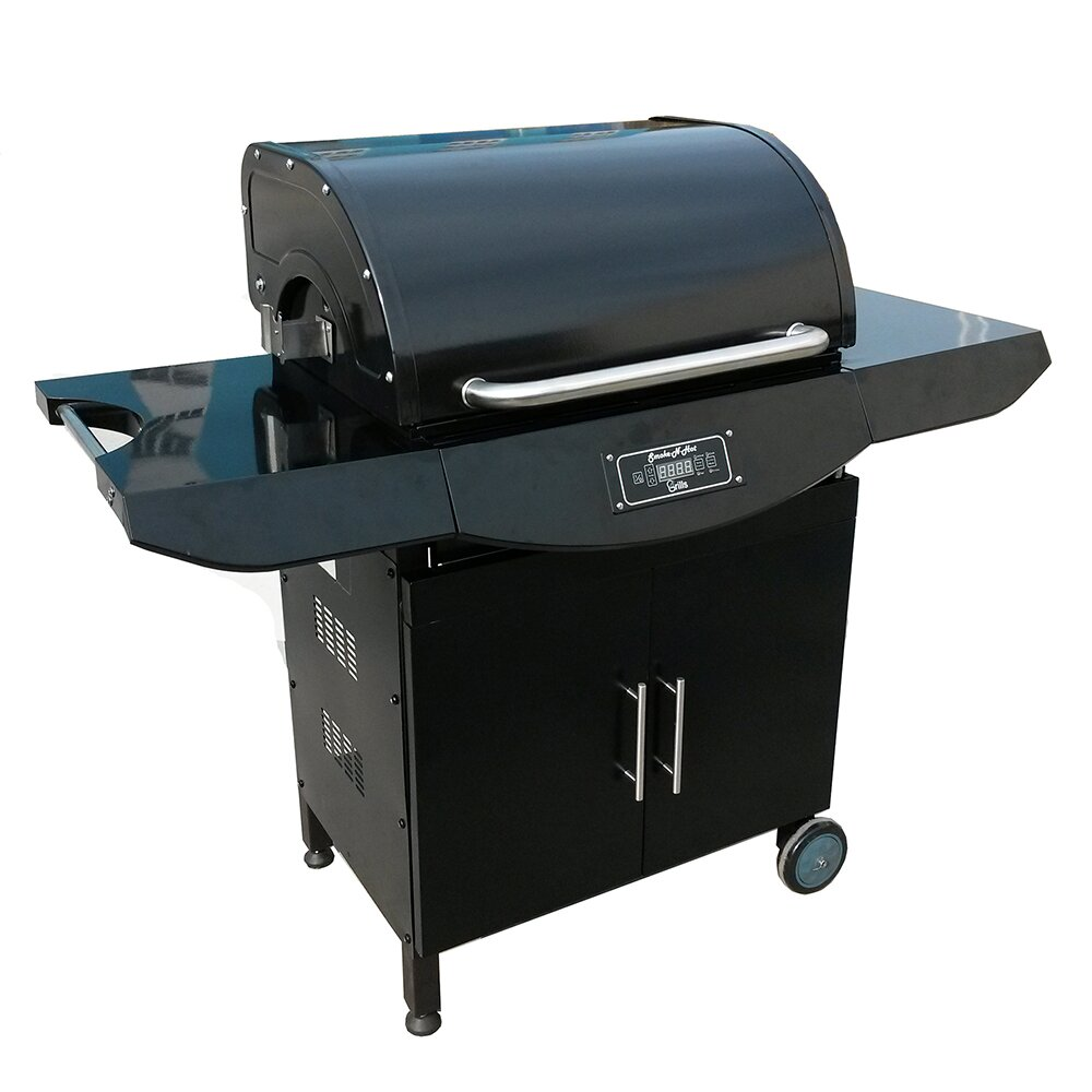 "Smoke-N-Hot Grills 52"" Pellet Pro Grill 
