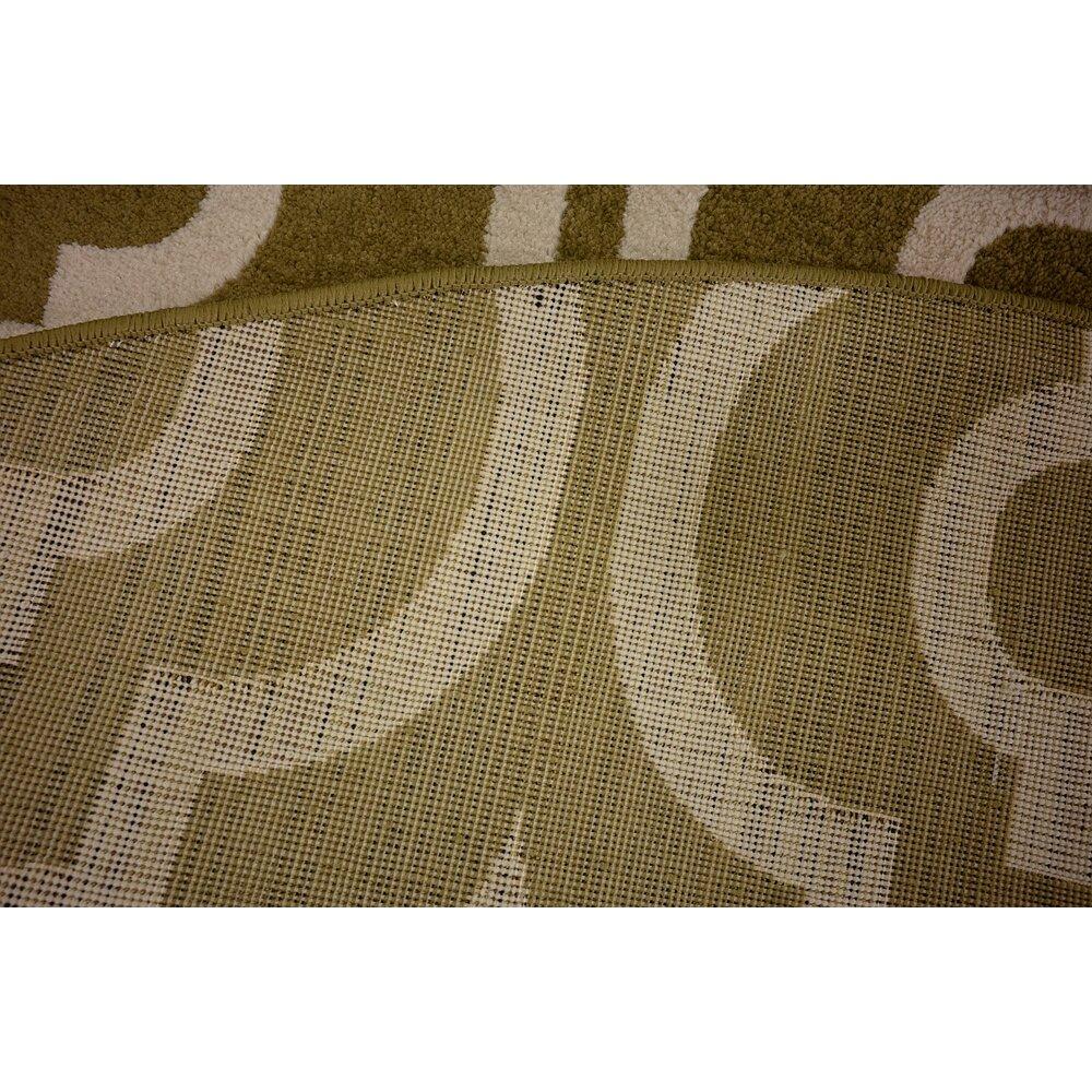 Unique Loom Trellis Light Green Area Rug & Reviews