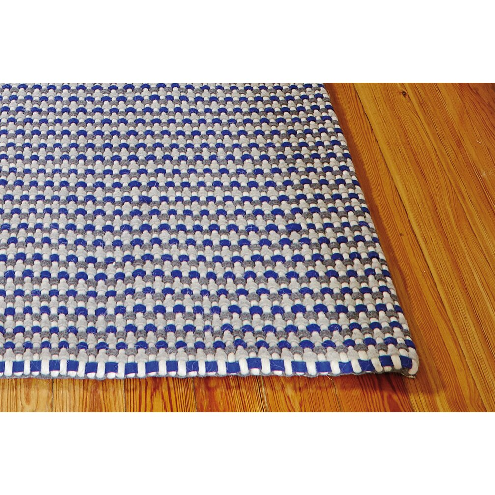 gan rugs lana naga handmade blue area rug wayfair. Black Bedroom Furniture Sets. Home Design Ideas