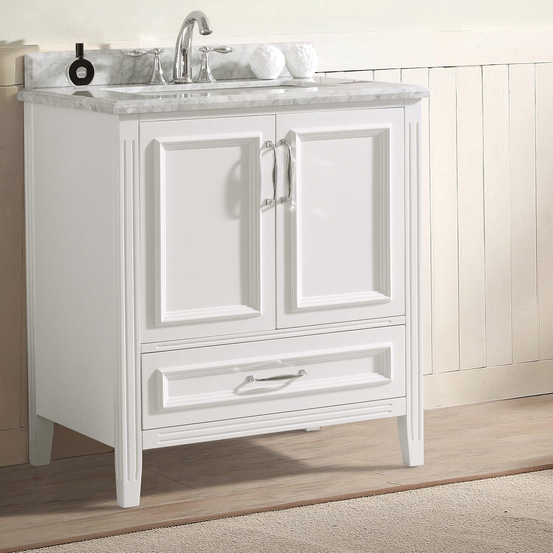 Ari Kitchen Bath Jude 30 Single Bathroom Vanity Set