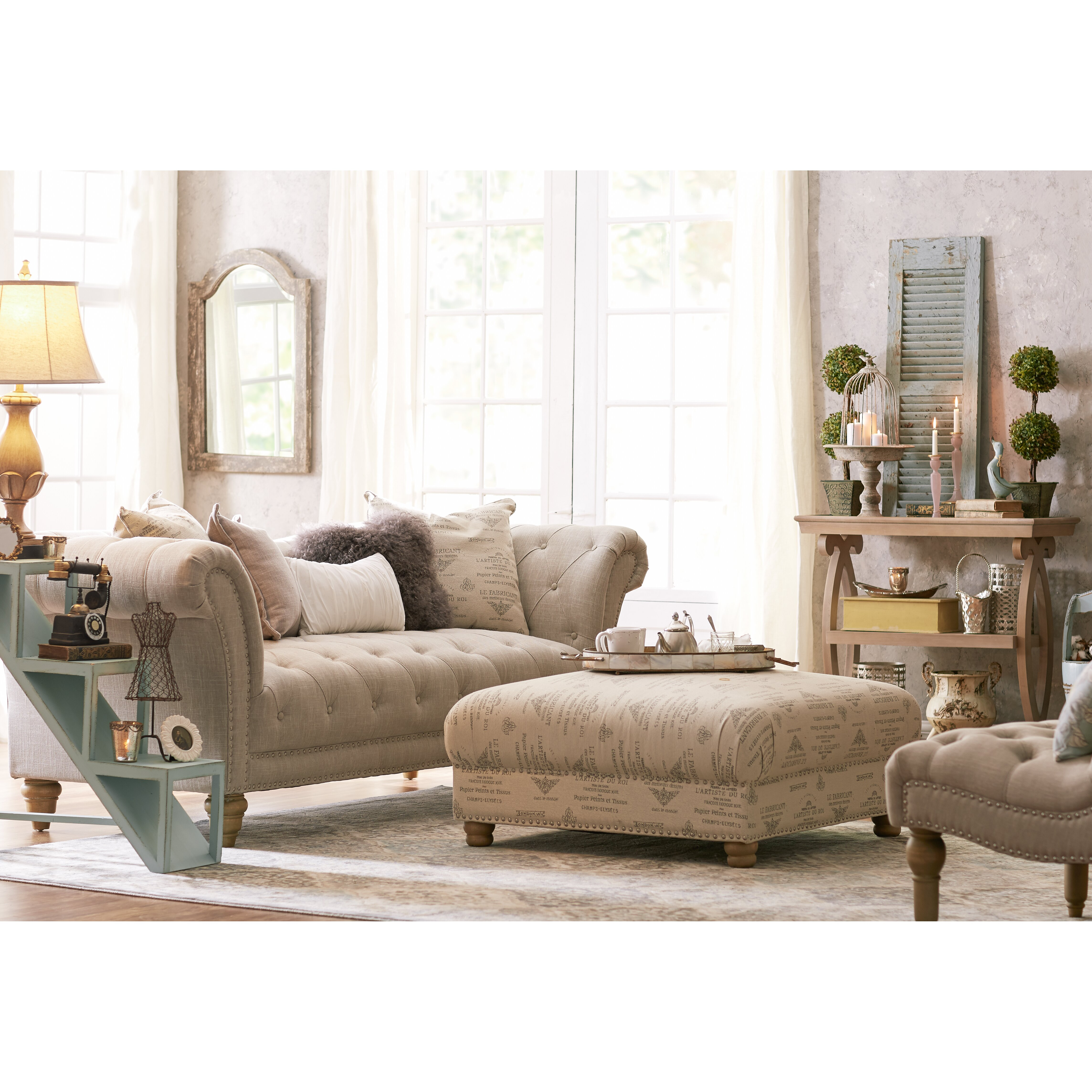 Lark Manor Versailles Living Room Collection Reviews Wayfair